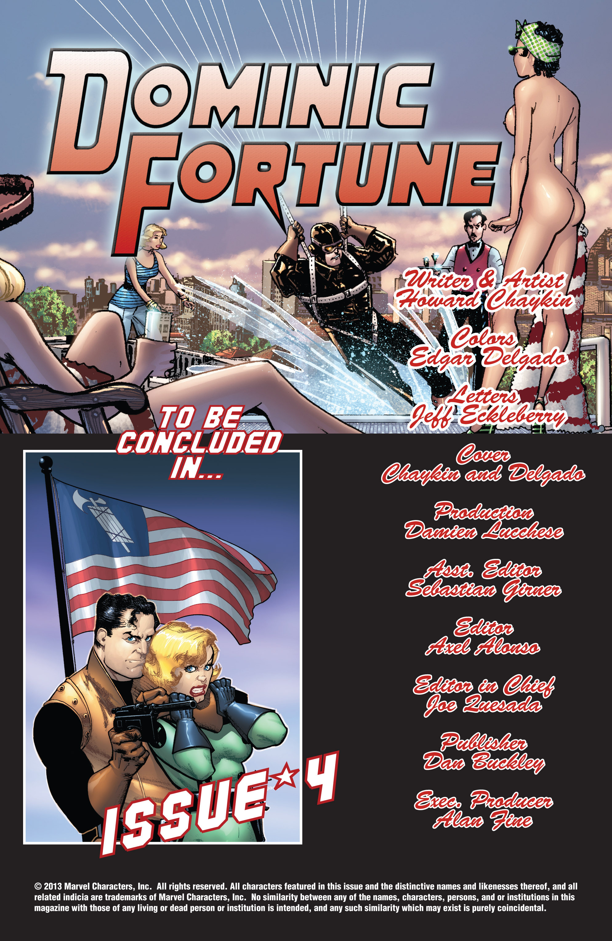 Read online Dominic Fortune comic -  Issue #3 - 24