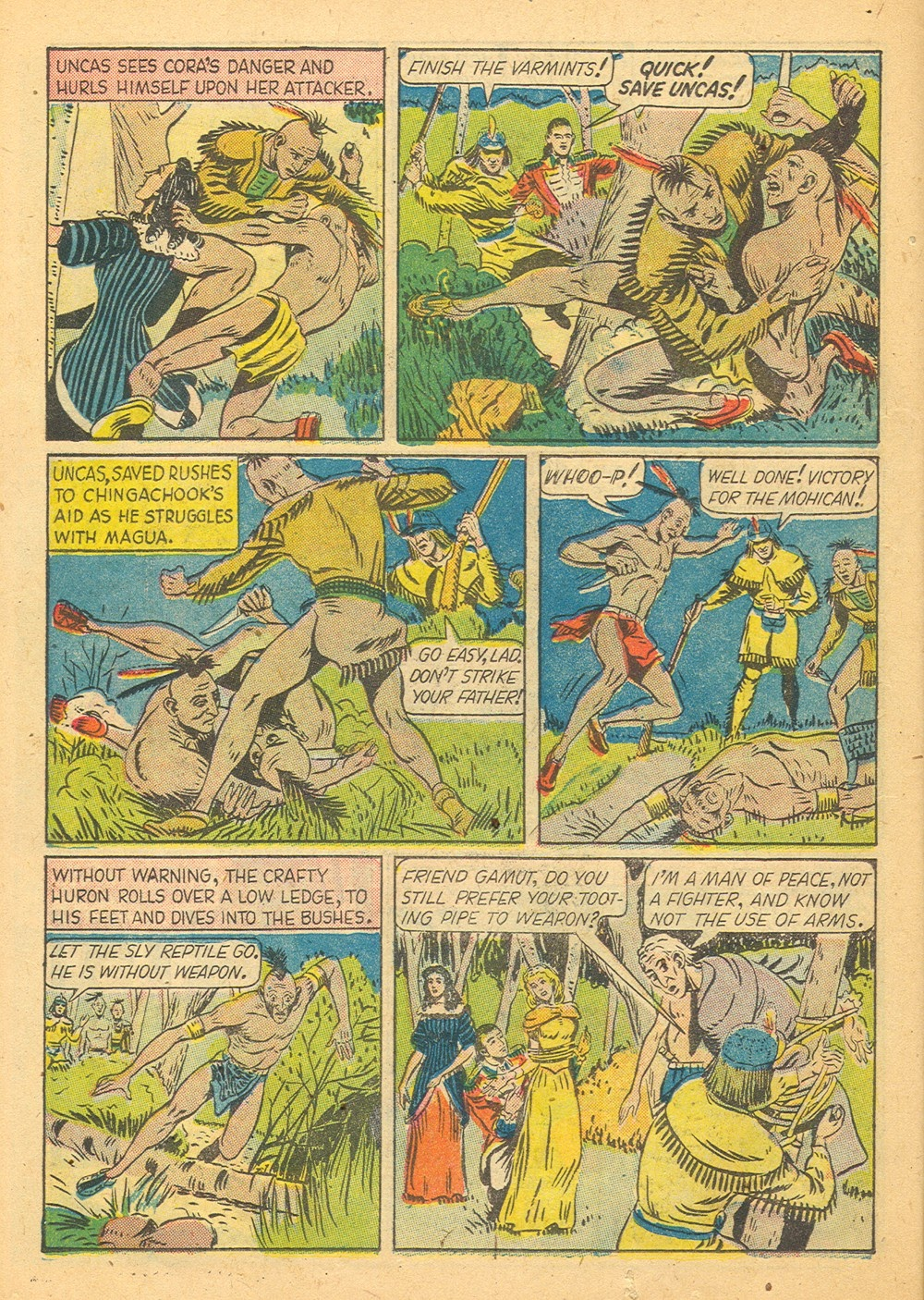 Classics Illustrated issue 4 - Page 22