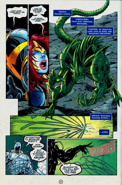 Read online UltraForce (1995) comic -  Issue #15 - 12