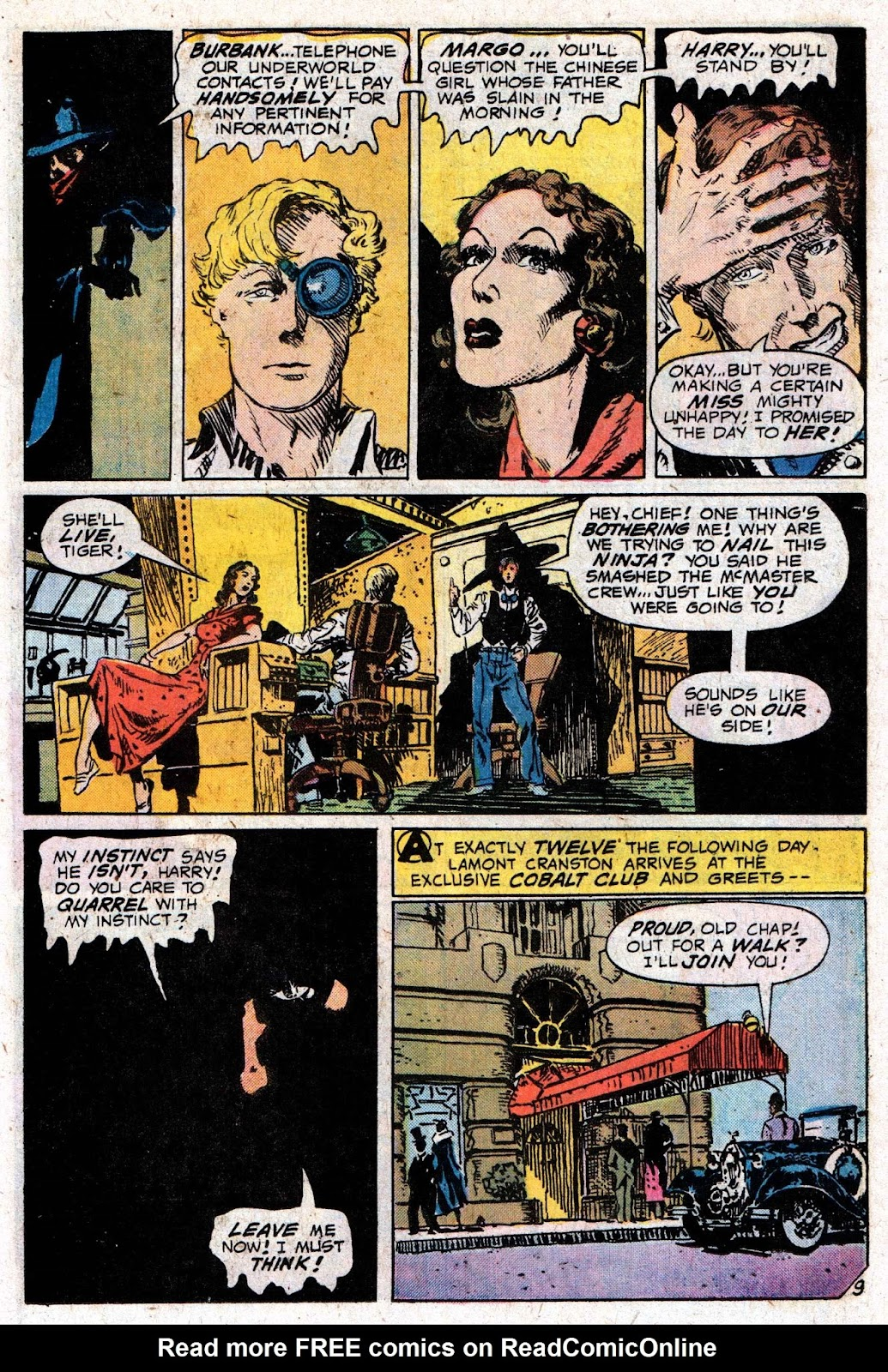 The Shadow (1973) issue 6 - Page 15