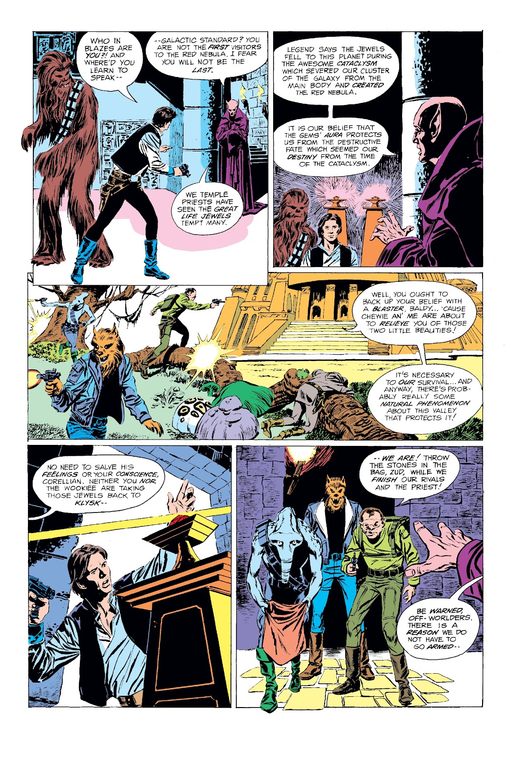 Read online Star Wars Legends: The Original Marvel Years - Epic Collection comic -  Issue # TPB 3 (Part 3) - 50