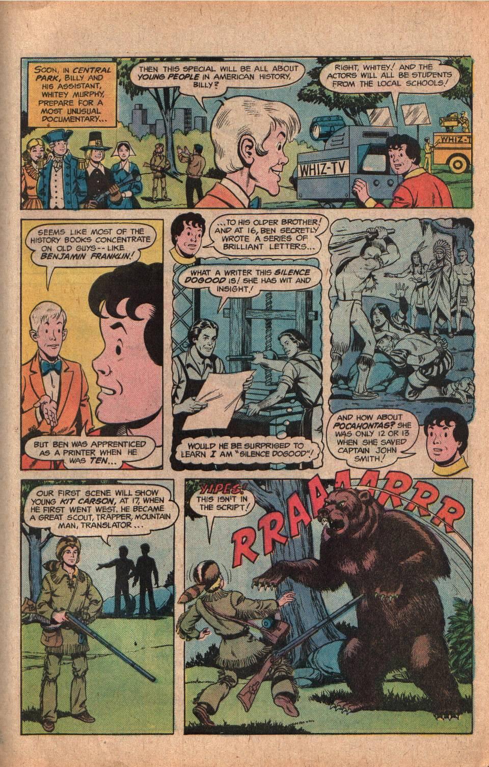 Read online Shazam! (1973) comic -  Issue #25 - 25