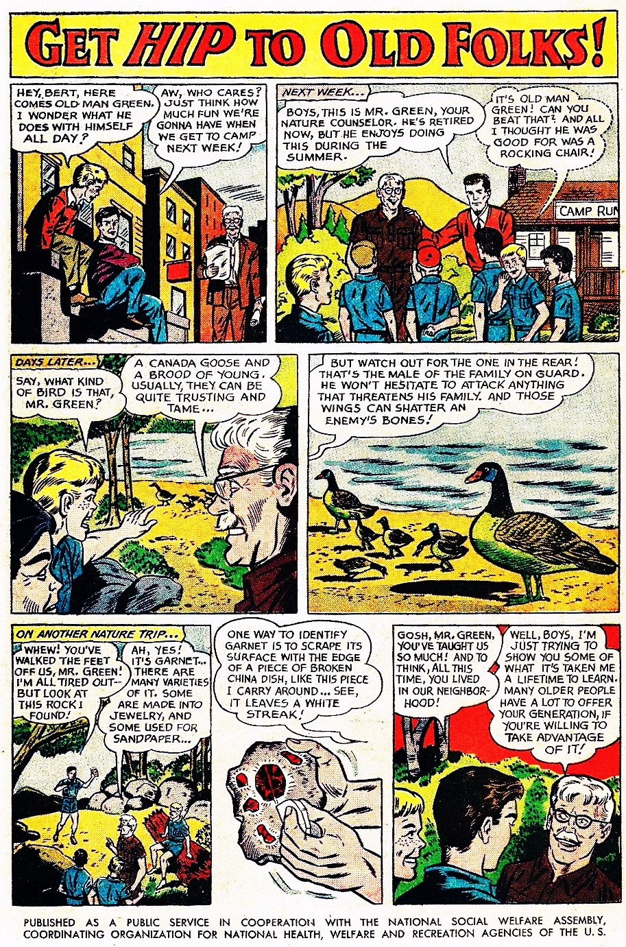 Read online Adventure Comics (1938) comic -  Issue #348 - 10