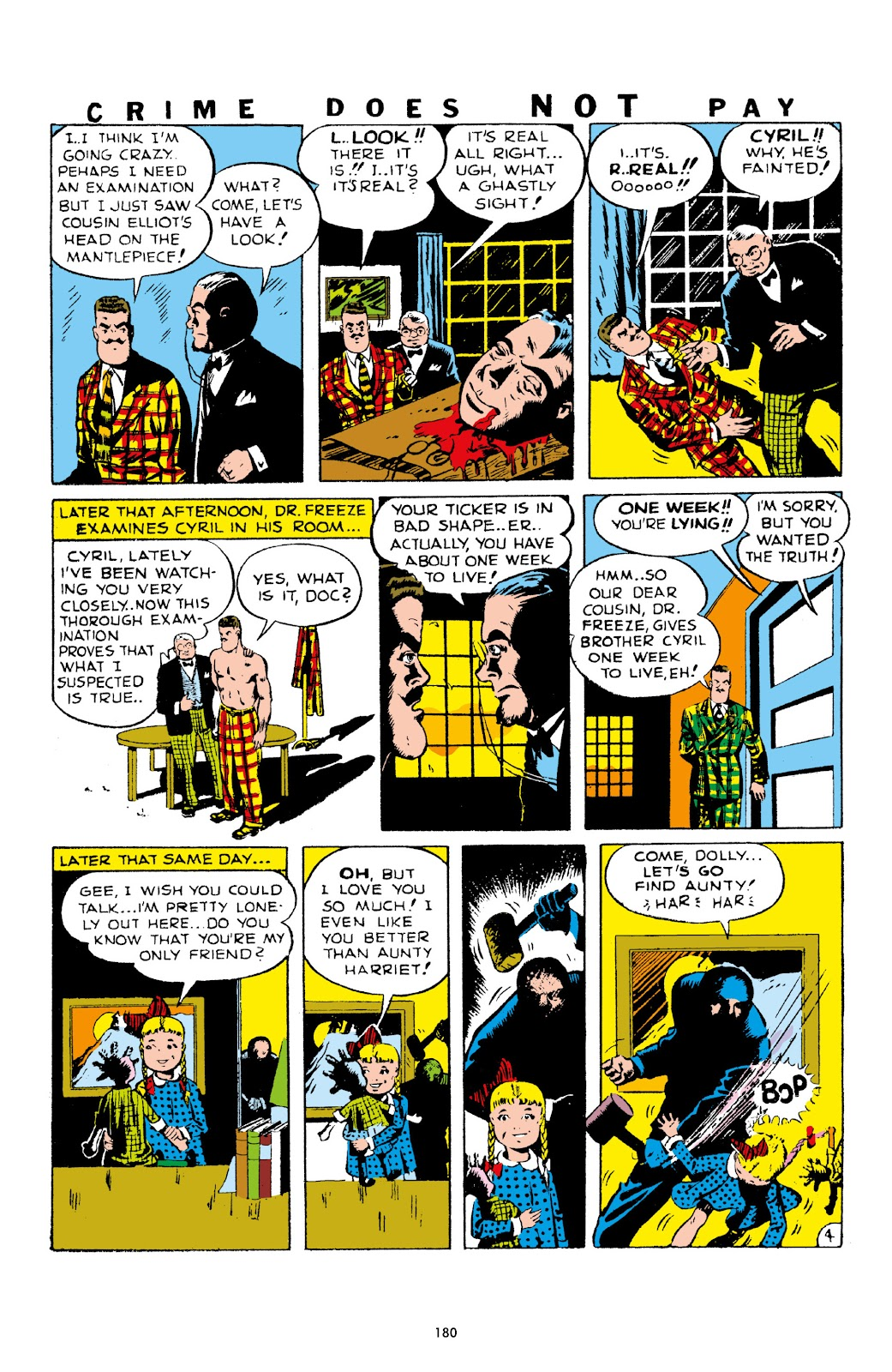 Read online Crime Does Not Pay Archives comic -  Issue # TPB 1 (Part 2) - 83