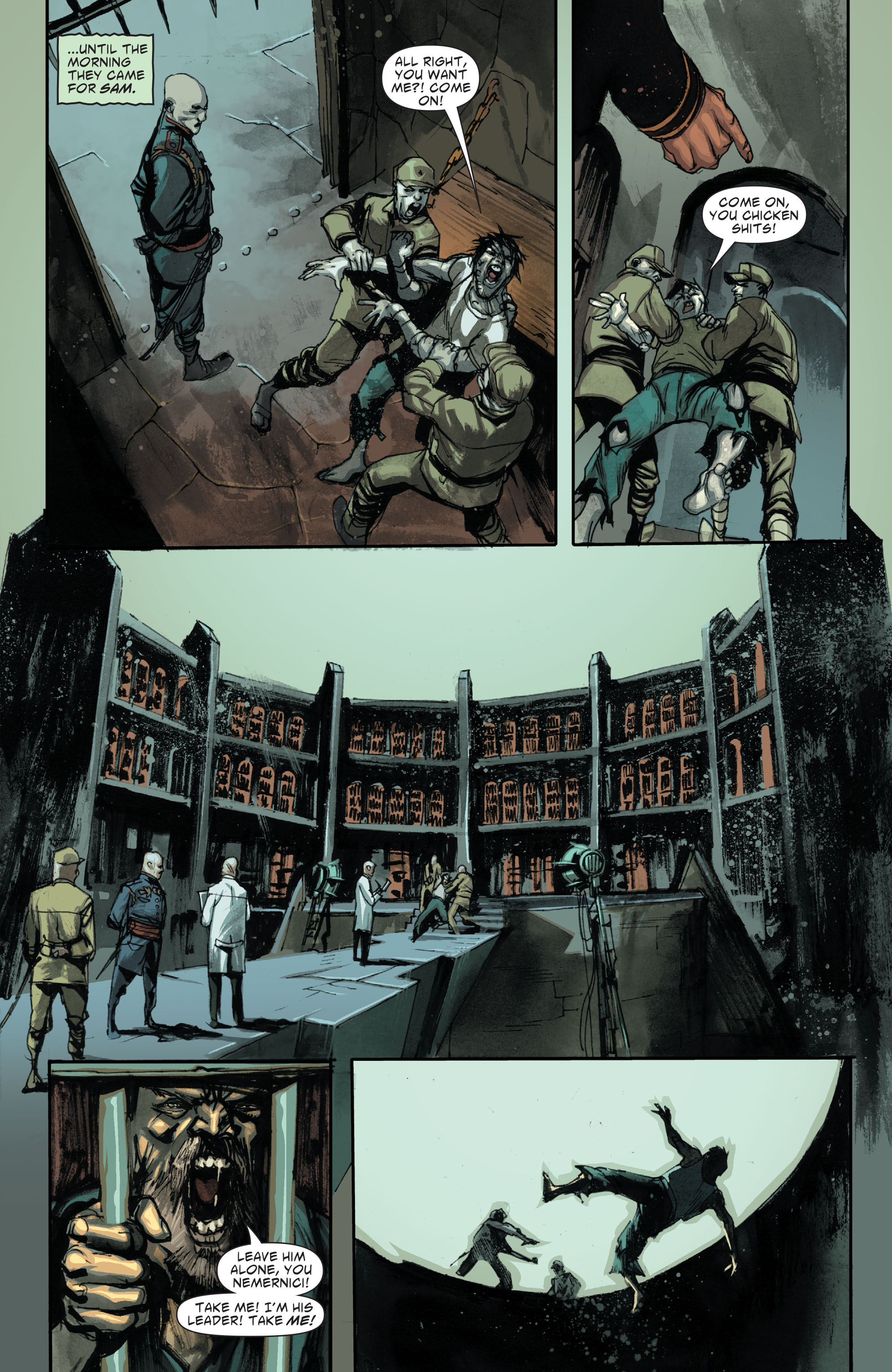 Read online American Vampire comic -  Issue #16 - 4