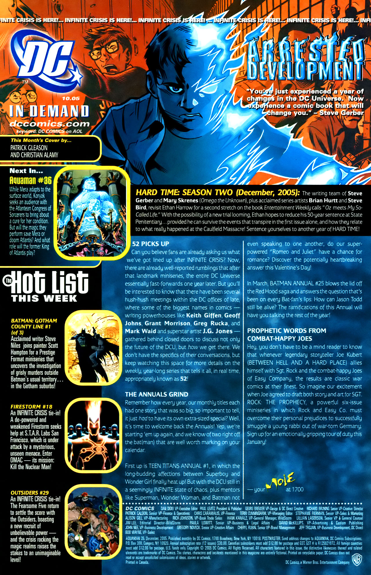 Read online Aquaman (2003) comic -  Issue #35 - 23