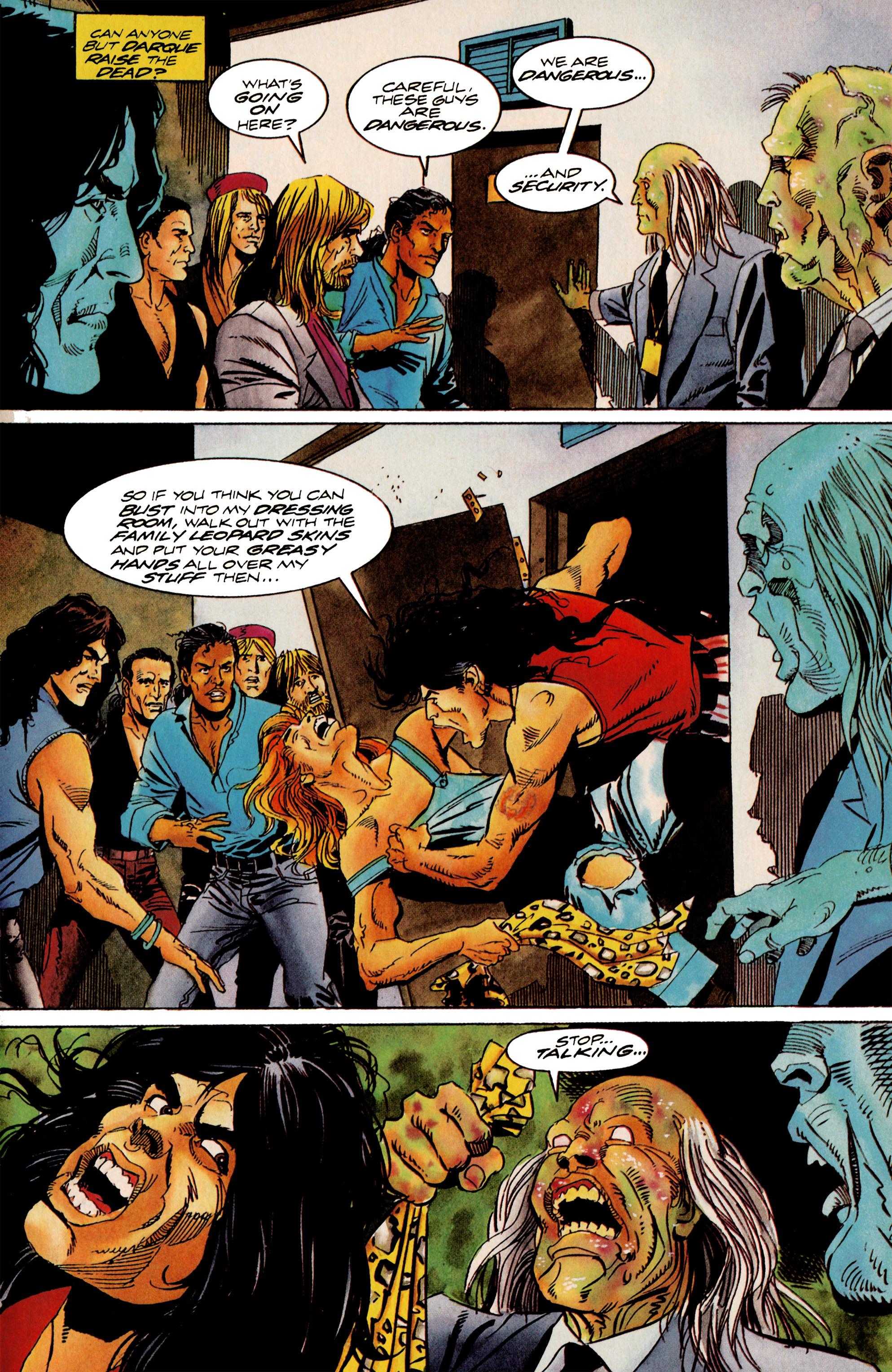 Read online Shadowman (1992) comic -  Issue #19 - 7