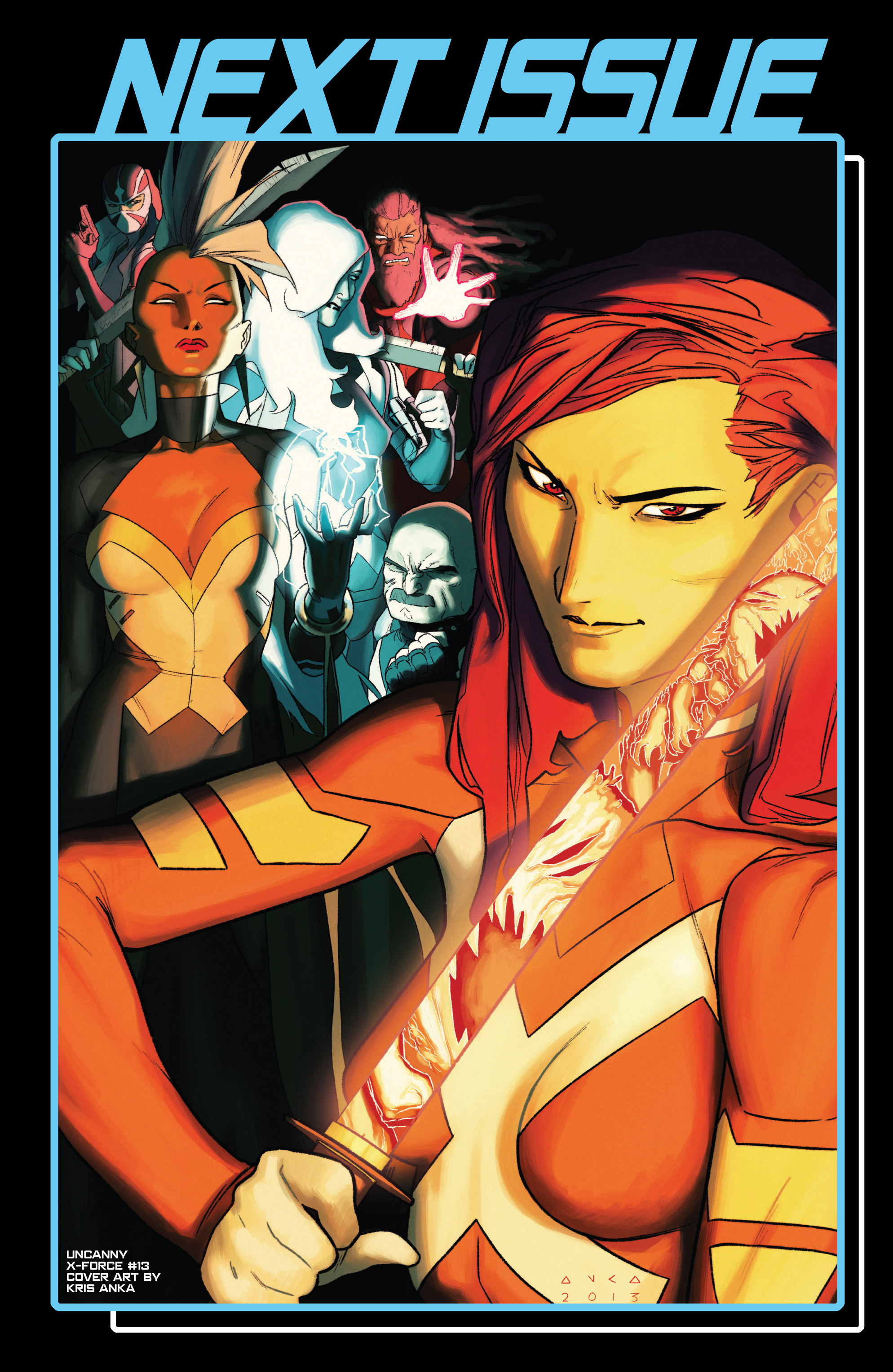 Read online Uncanny X-Force (2013) comic -  Issue #12 - 23