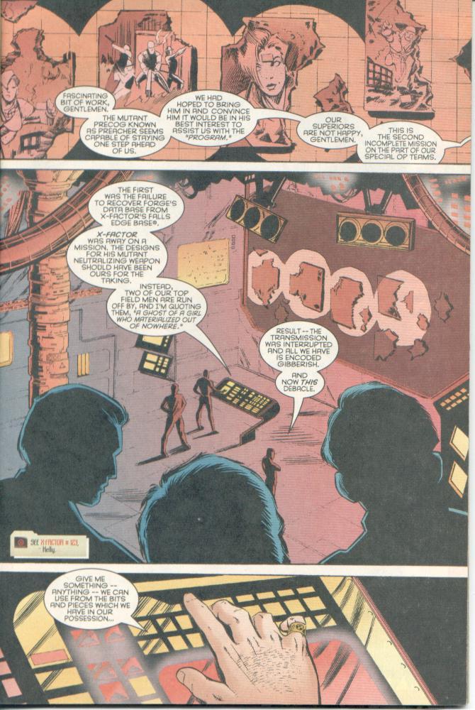 Read online Uncanny X-Men (1963) comic -  Issue # _Annual 1996 - 8