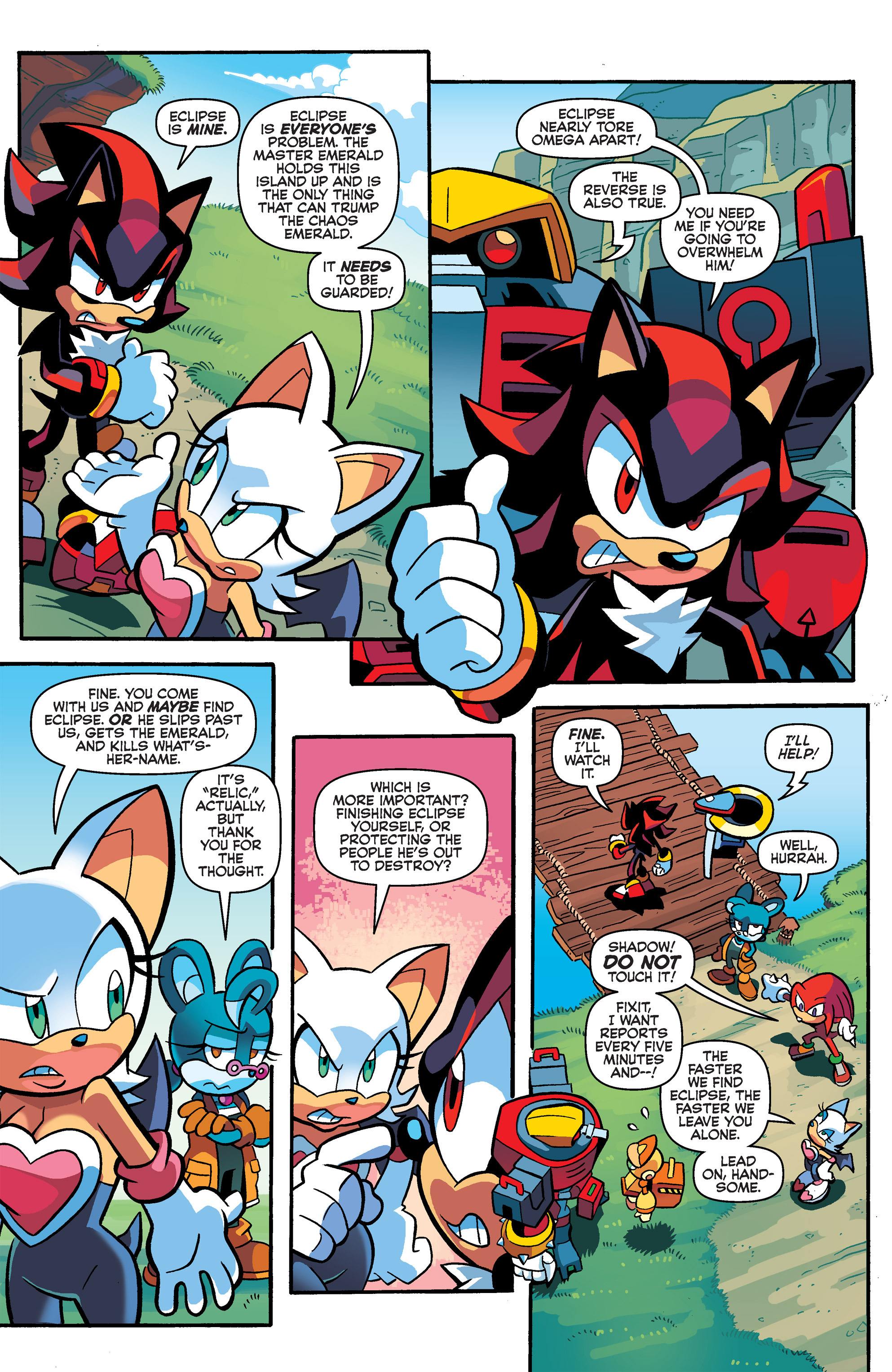 Read online Sonic Universe comic -  Issue #67 - 15