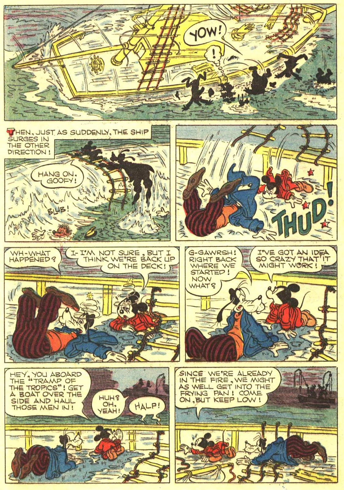 Walt Disney's Comics and Stories issue 193 - Page 28