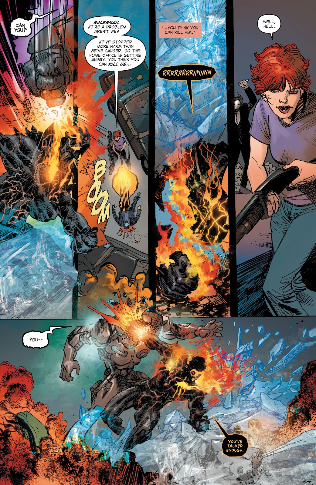 Read online The Curse of Brimstone: Ashes comic -  Issue # TPB (Part 2) - 42
