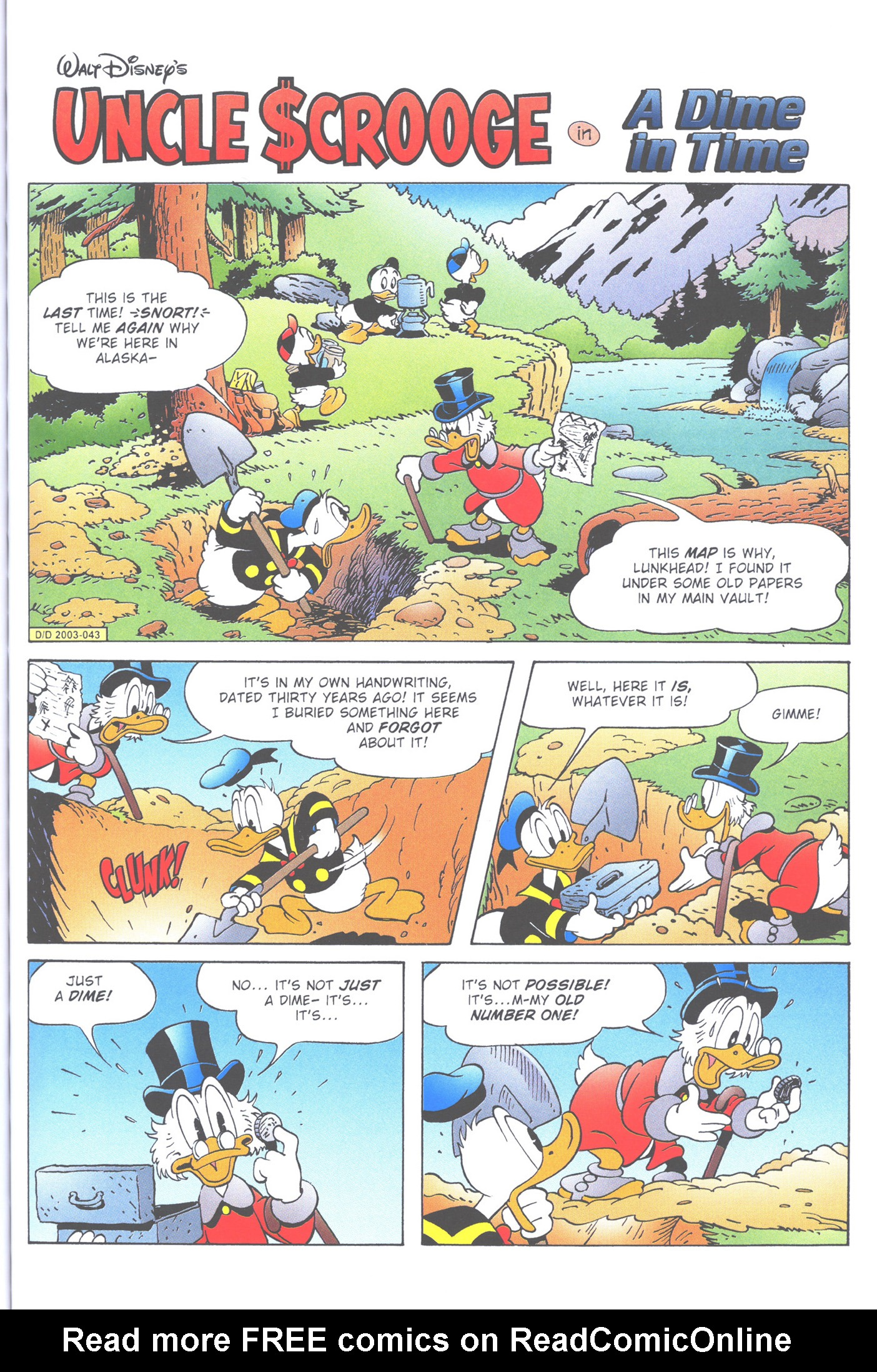 Read online Uncle Scrooge (1953) comic -  Issue #363 - 39