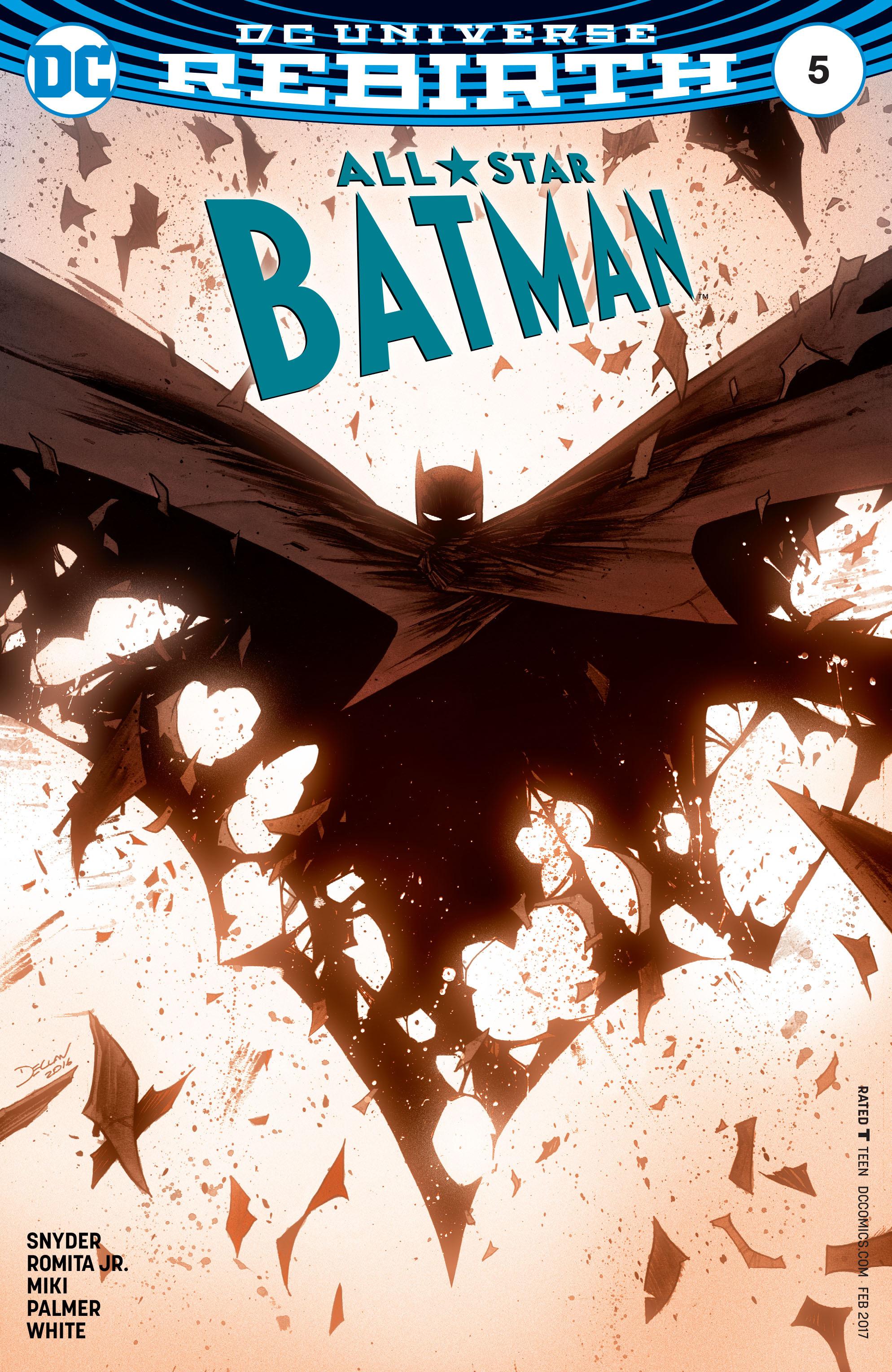 Read online All-Star Batman comic -  Issue #5 - 3