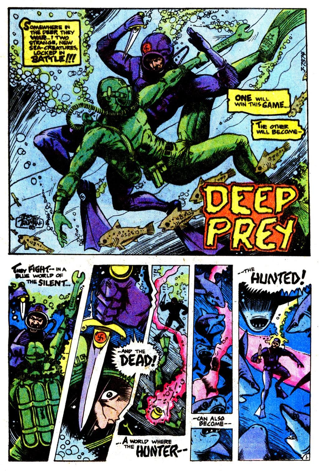 Read online Sgt. Rock comic -  Issue #358 - 16