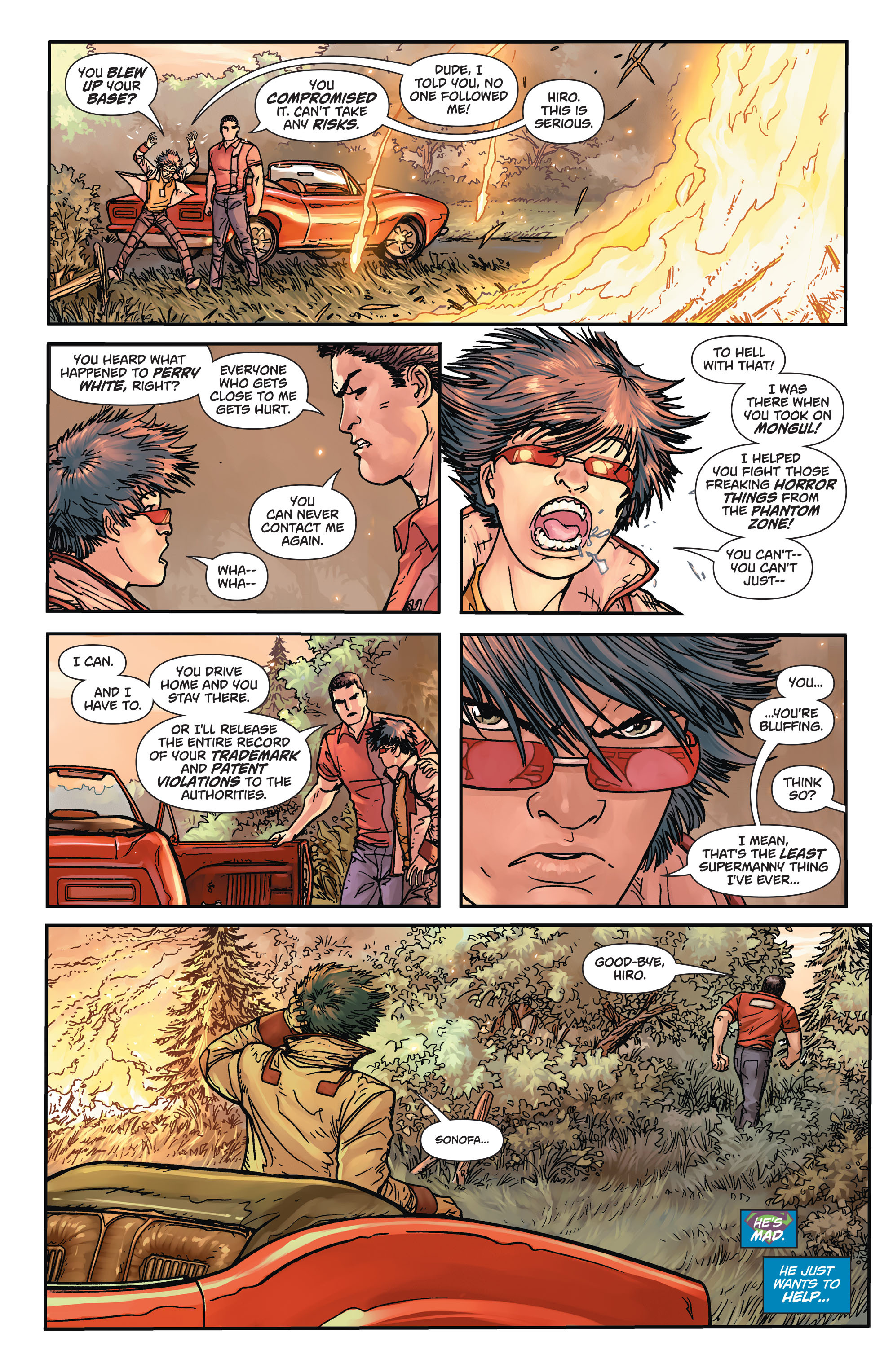 Read online Action Comics (2011) comic -  Issue #45 - 13
