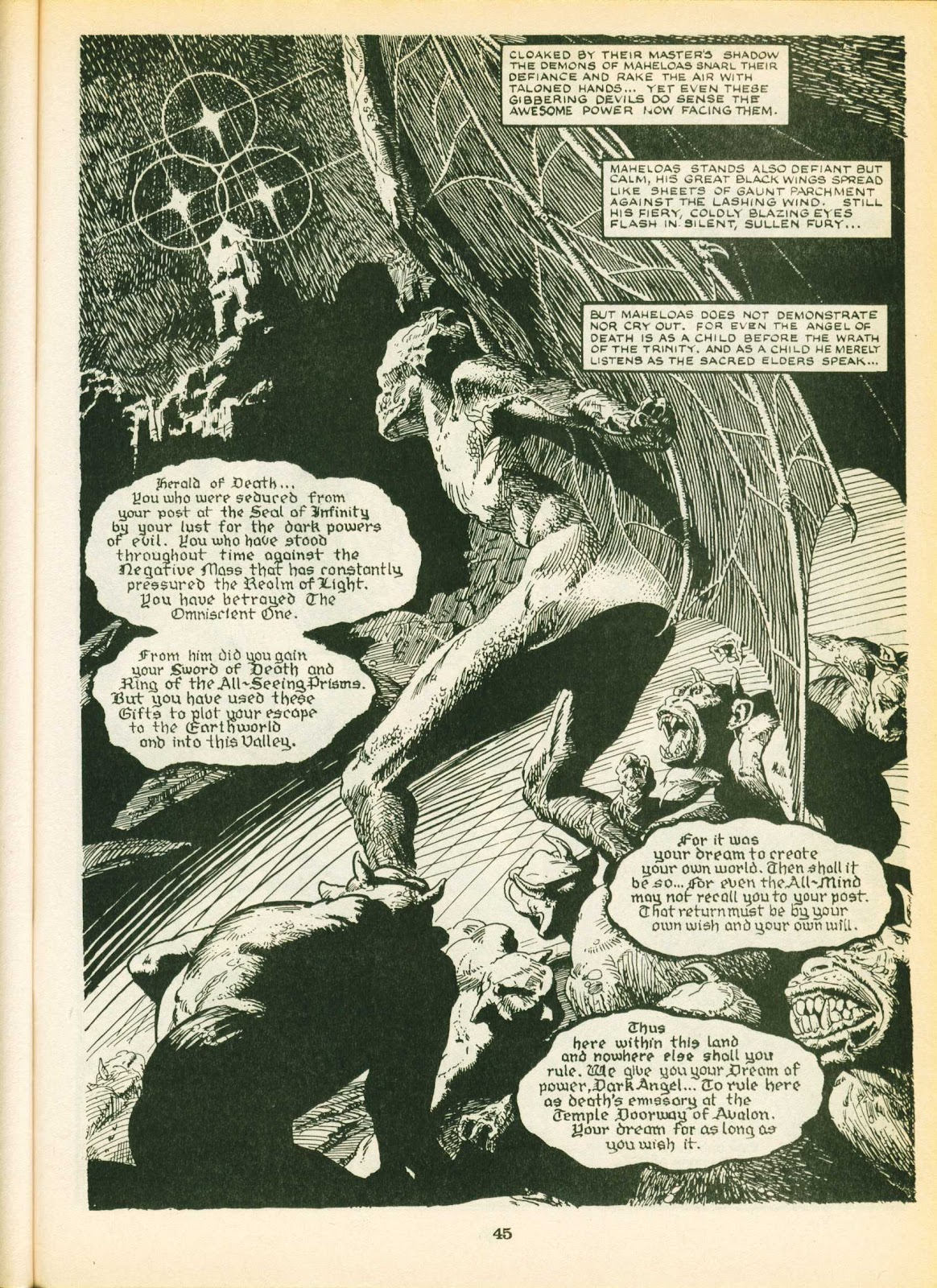 Warrior Issue #19 #20 - English 45