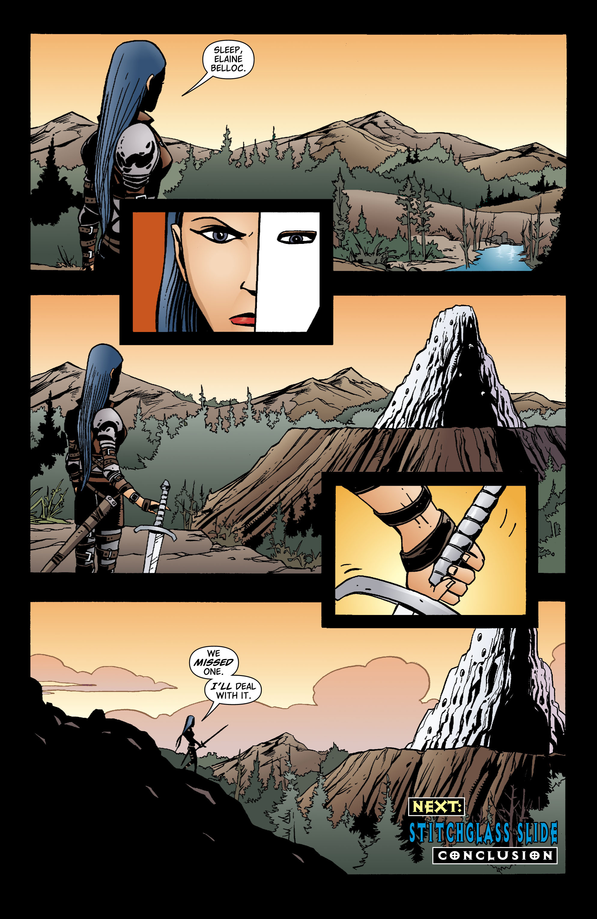 Lucifer (2000) issue 47 - Page 23