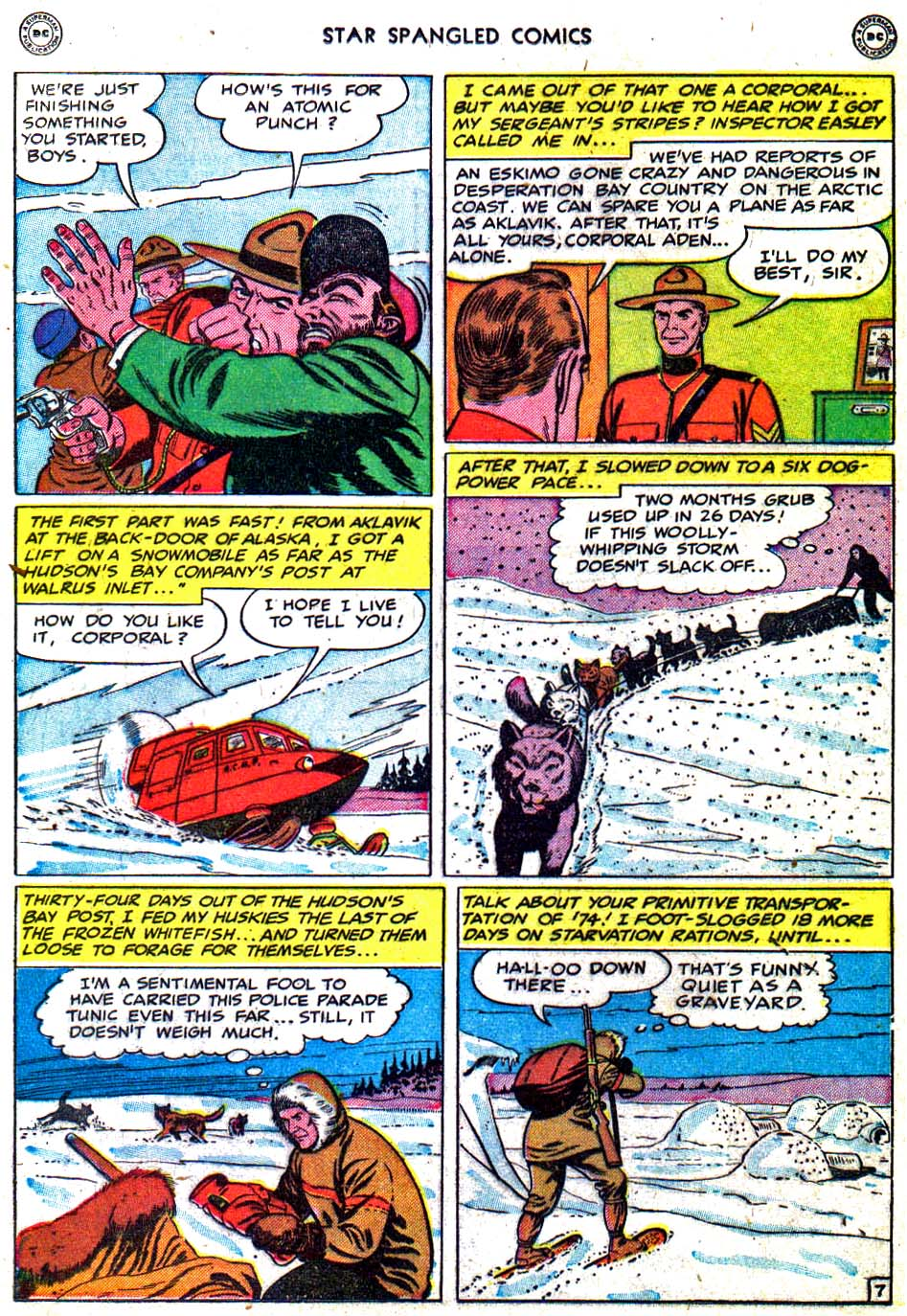 Star Spangled Comics (1941) issue 95 - Page 23
