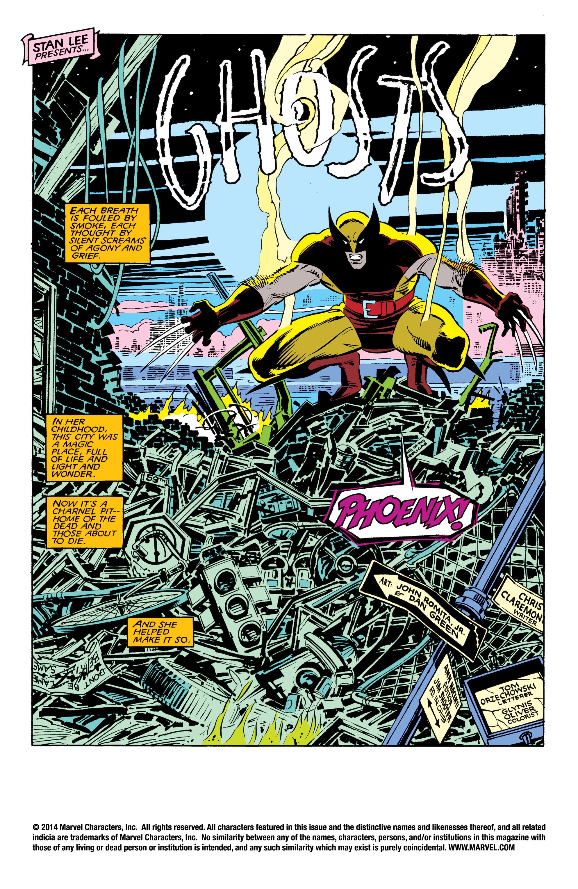 Read online Uncanny X-Men (1963) comic -  Issue #207 - 2