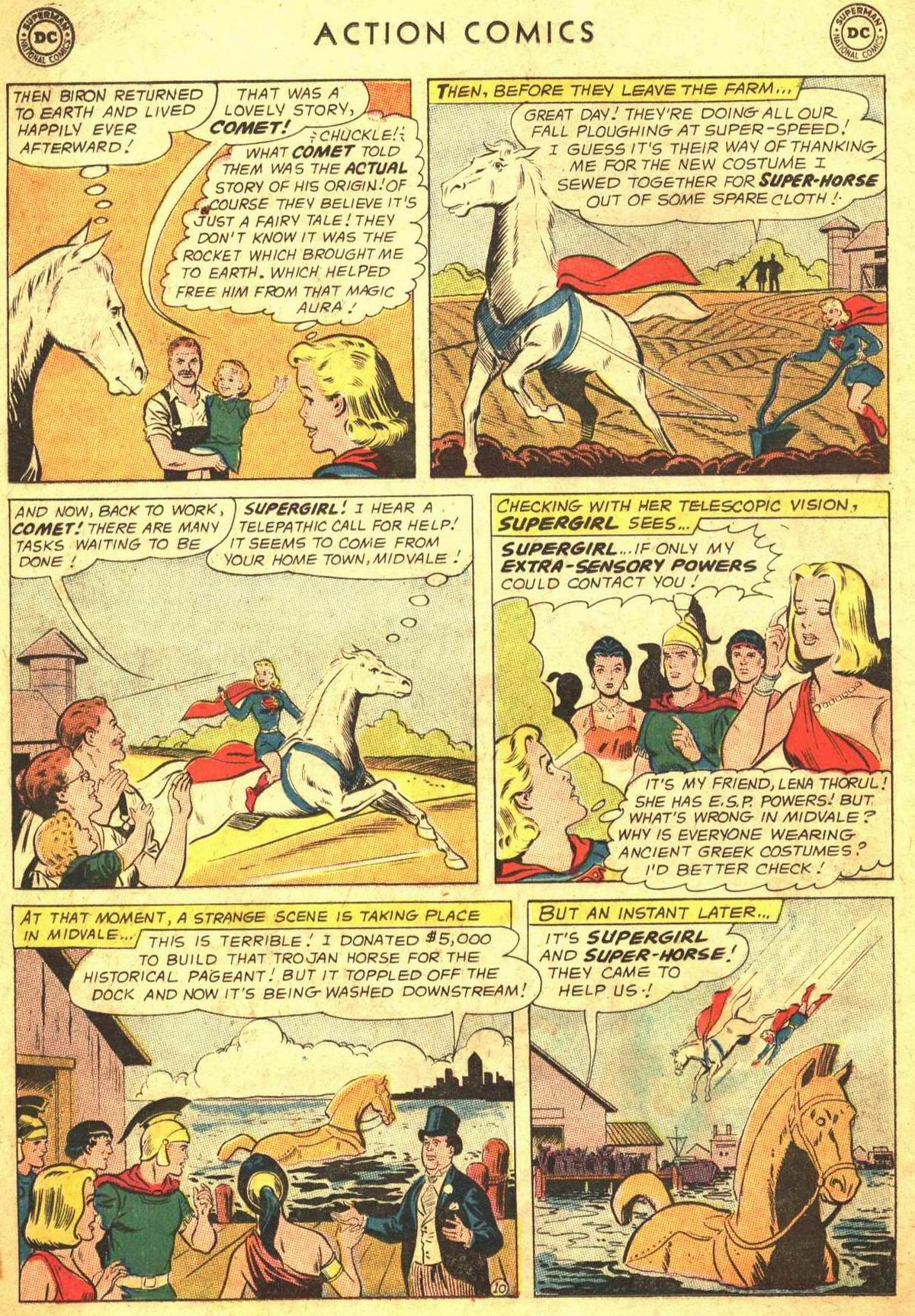 Read online Action Comics (1938) comic -  Issue #300 - 30