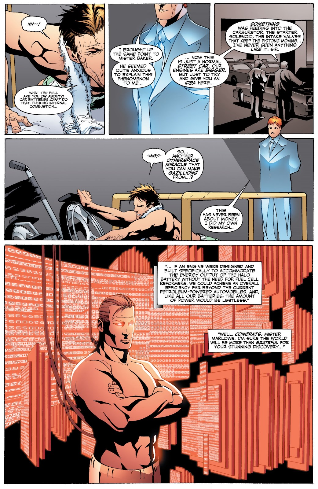 Wildcats Version 3.0 Issue #12 #12 - English 6