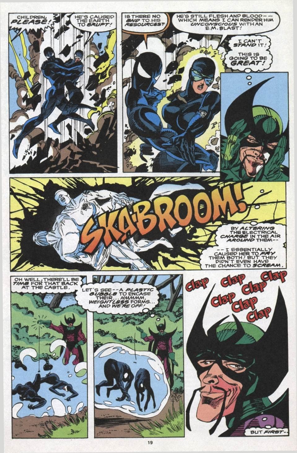 Read online Alpha Flight (1983) comic -  Issue #102 - 16
