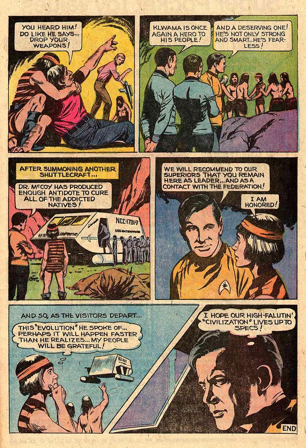Star Trek (1967) issue 52 - Page 24