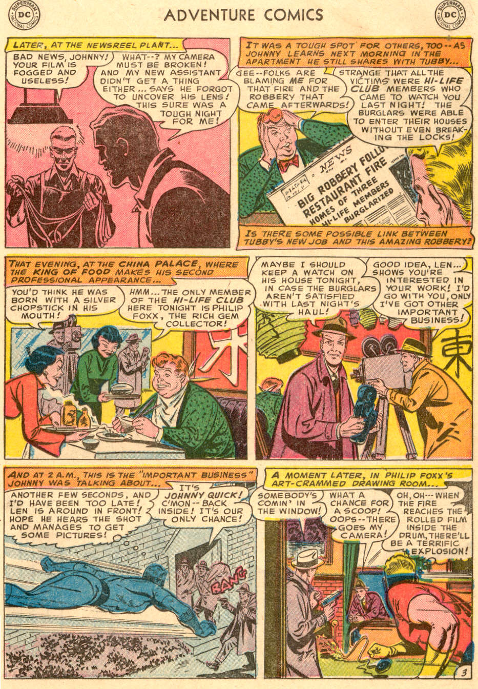 Read online Adventure Comics (1938) comic -  Issue #186 - 27