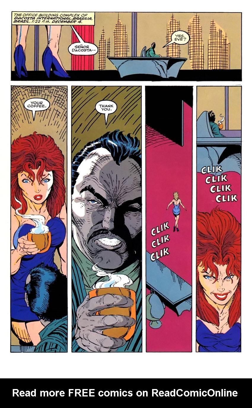Read online Wolverine: Origins comic -  Issue #25 - 32