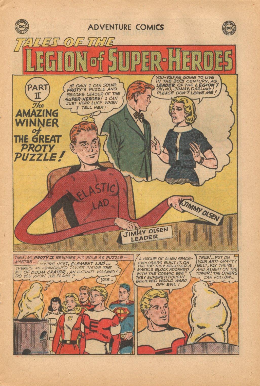 Read online Adventure Comics (1938) comic -  Issue #323 - 13