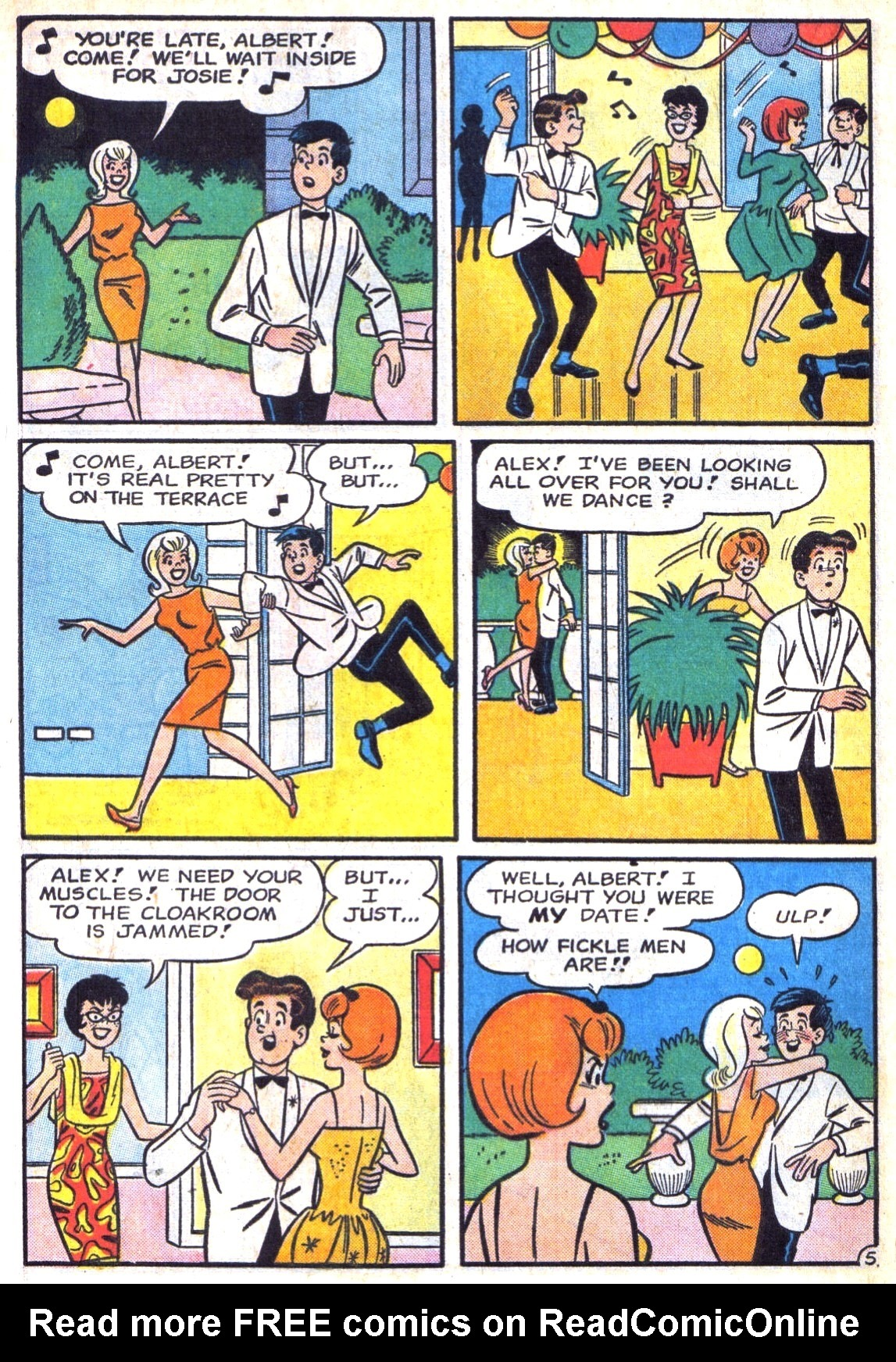 Read online She's Josie comic -  Issue #11 - 24