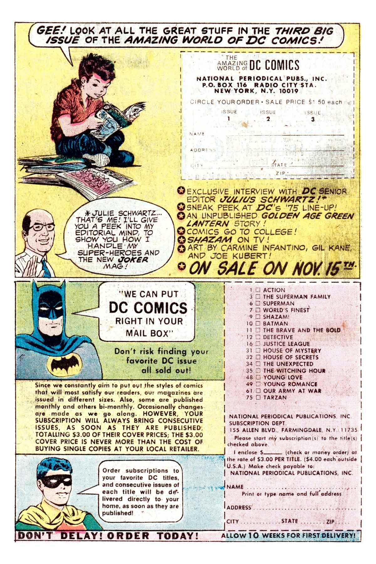 Read online Shazam! (1973) comic -  Issue #17 - 66