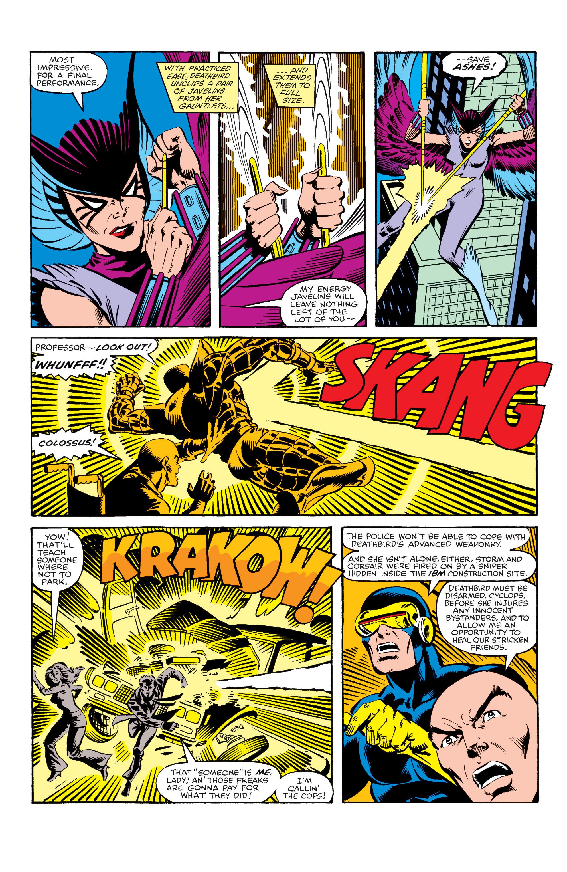 Read online Uncanny X-Men (1963) comic -  Issue #155 - 15