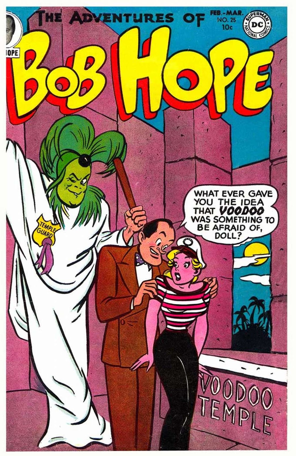 The Adventures of Bob Hope 25 Page 1