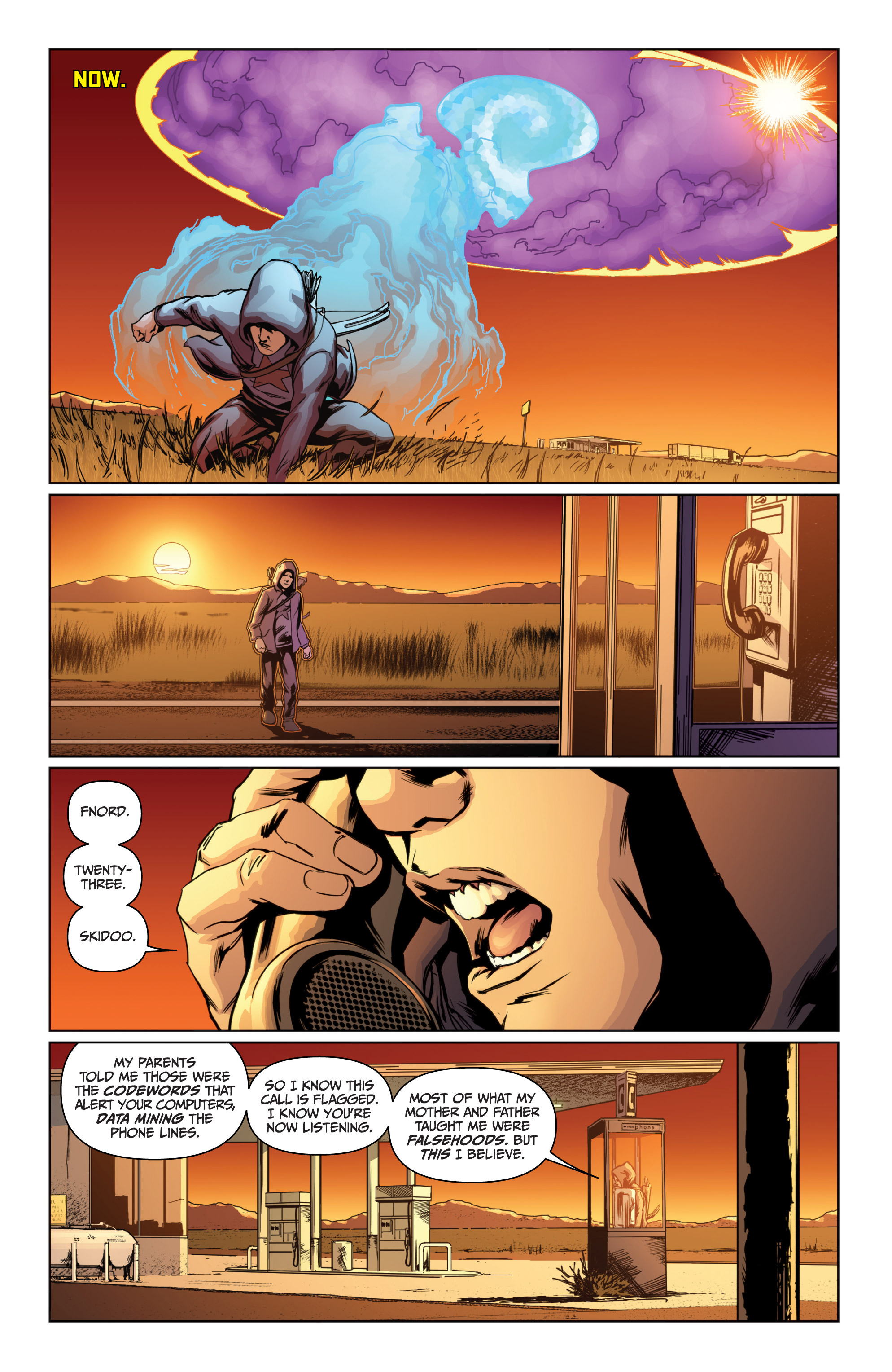 Read online Archer and Armstrong comic -  Issue #Archer and Armstrong _TPB 4 - 16