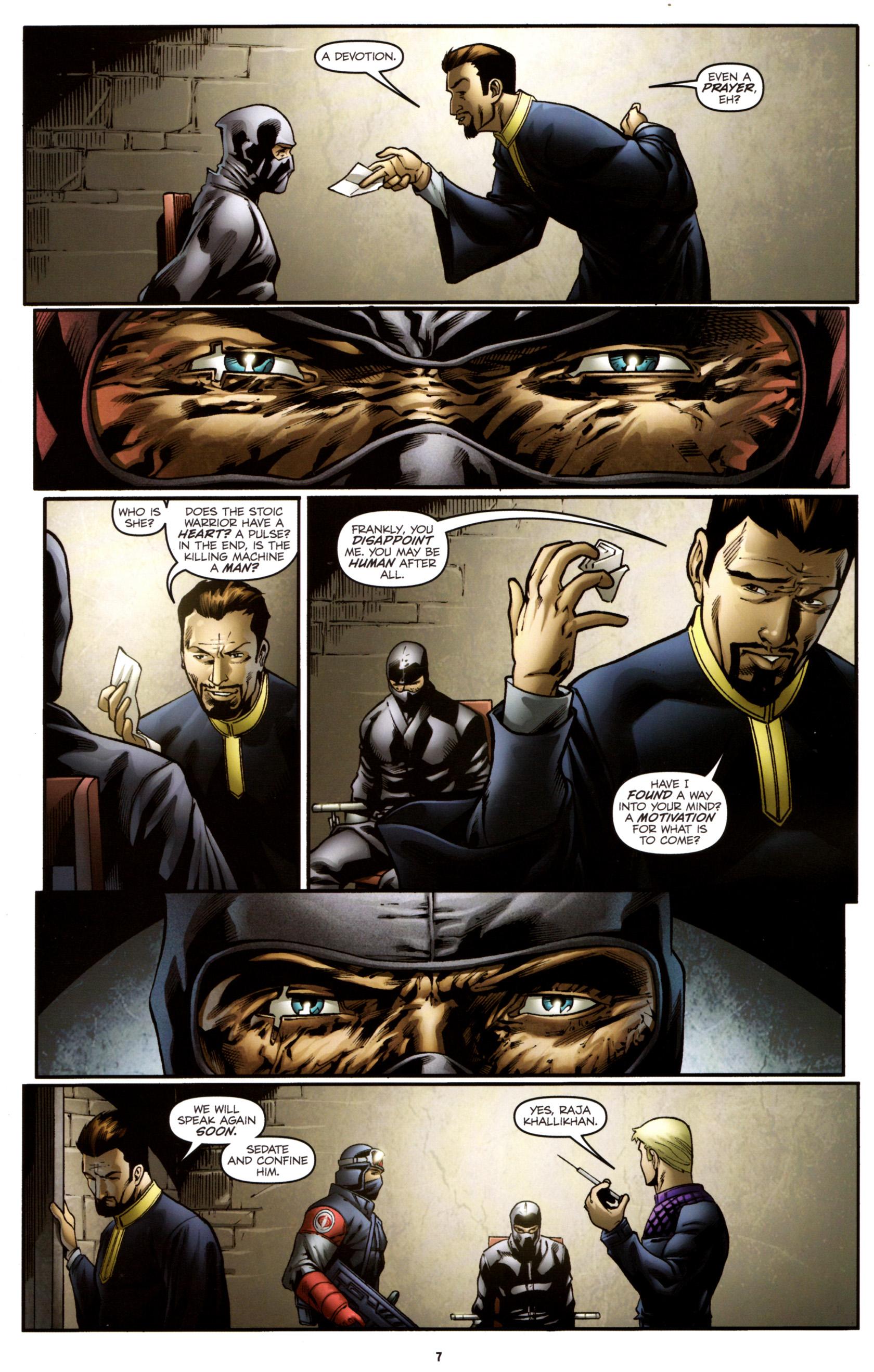 Read online G.I. Joe: Snake Eyes comic -  Issue #3 - 10