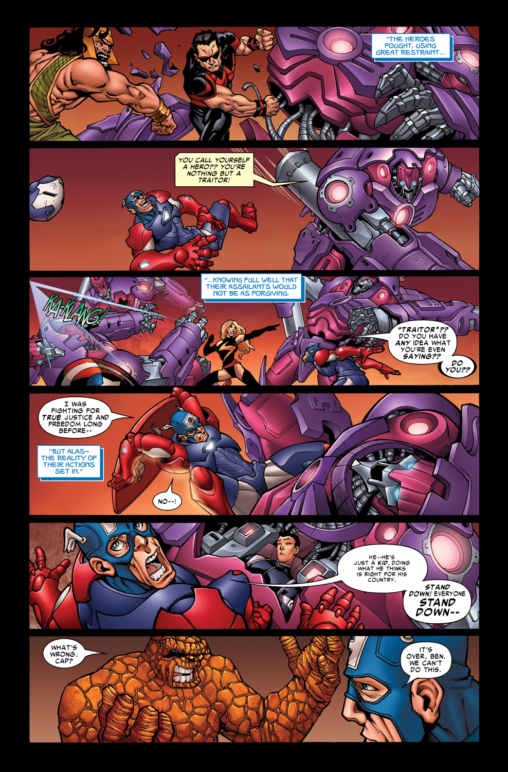 What If? Civil War issue Full - Page 21