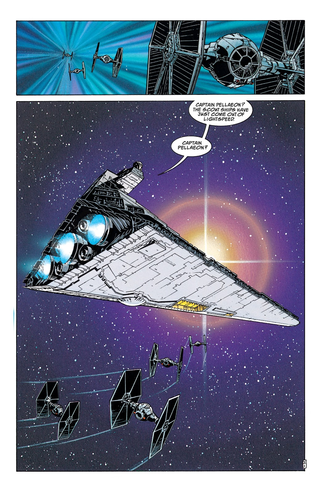 Read online Star Wars Legends: The New Republic - Epic Collection comic -  Issue # TPB 4 (Part 1) - 7