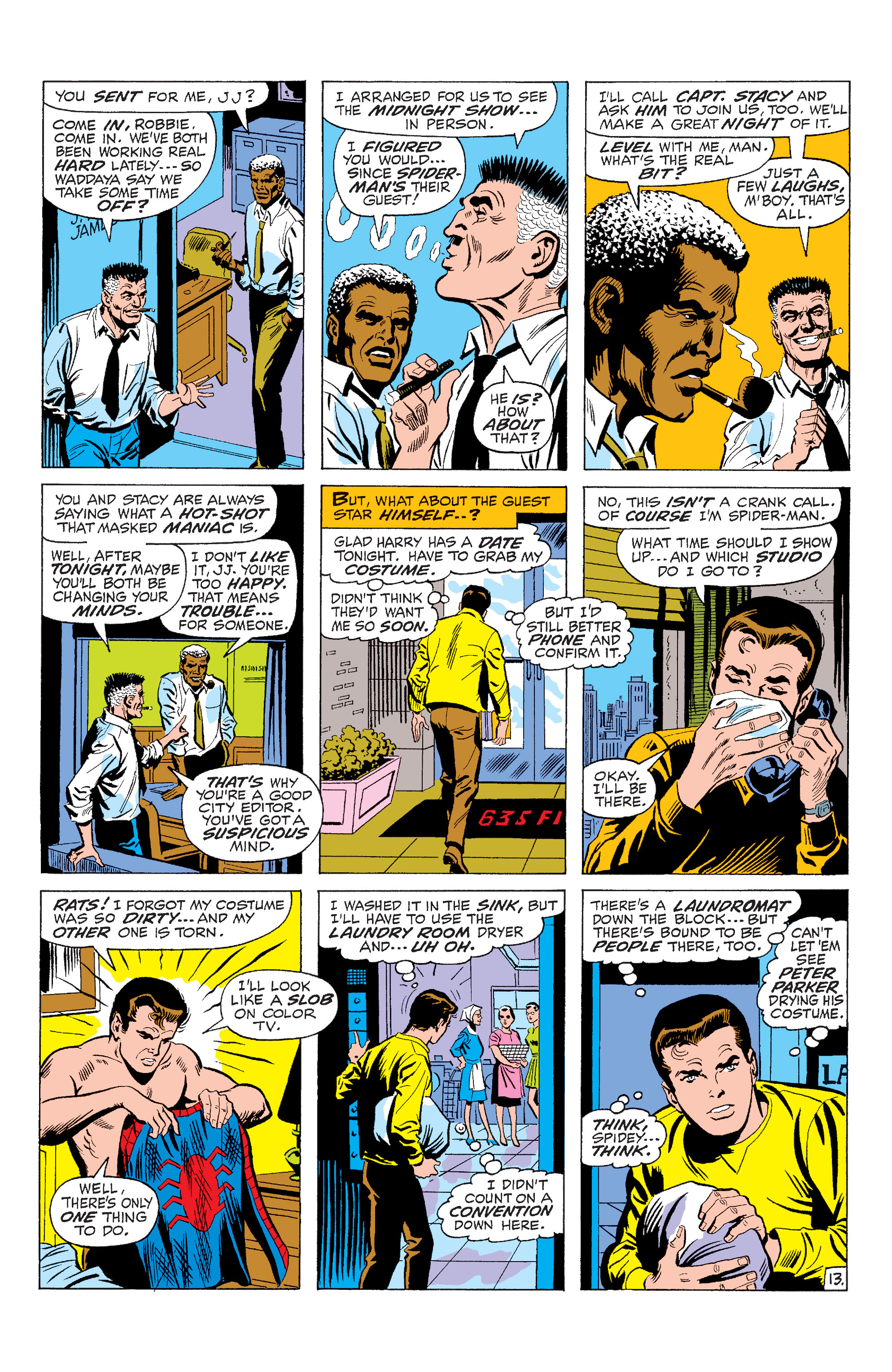 The Amazing Spider-Man (1963) 82 Page 13