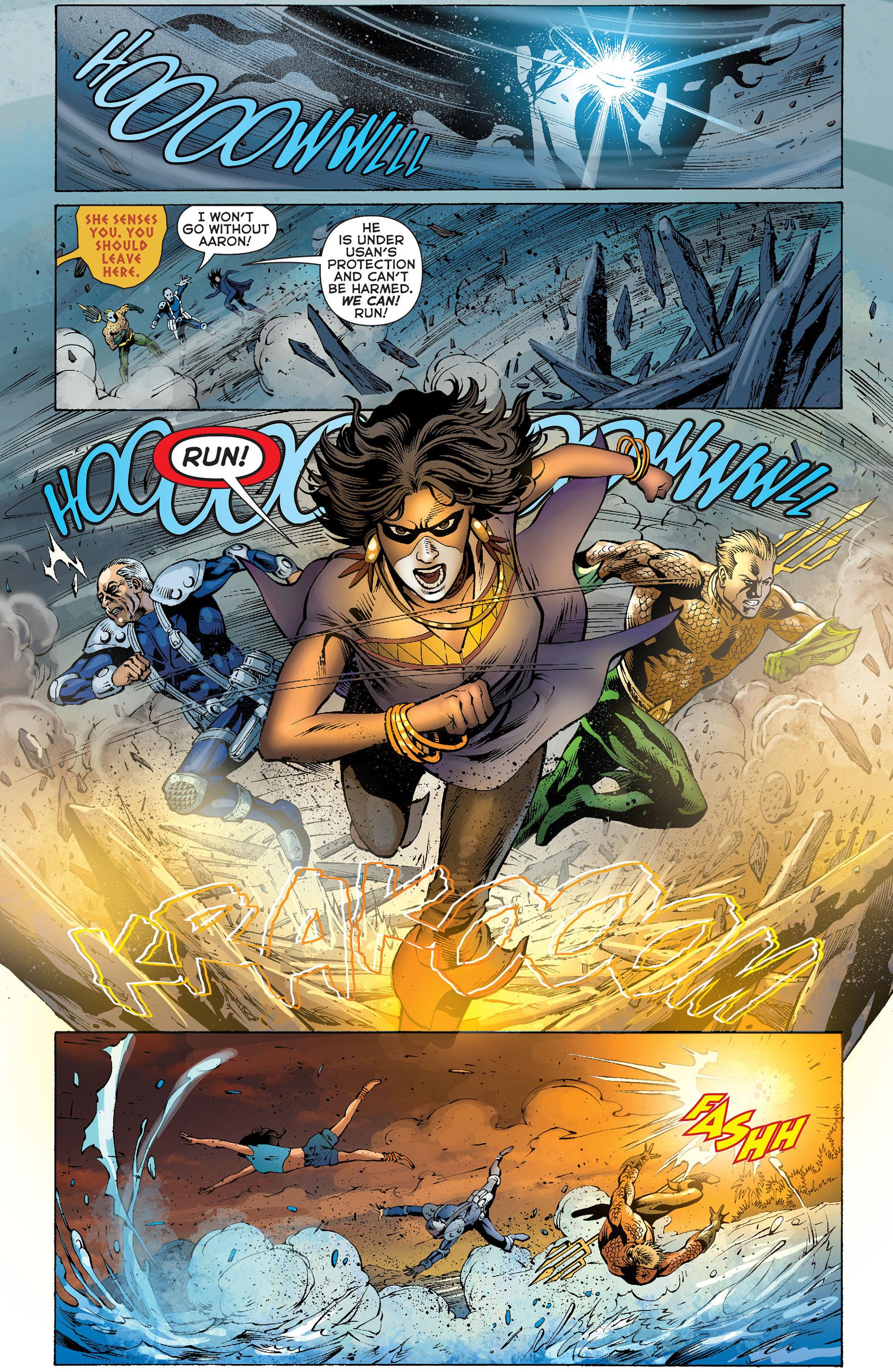 Read online Aquaman (2011) comic -  Issue #Aquaman (2011) _Annual 1 - 12
