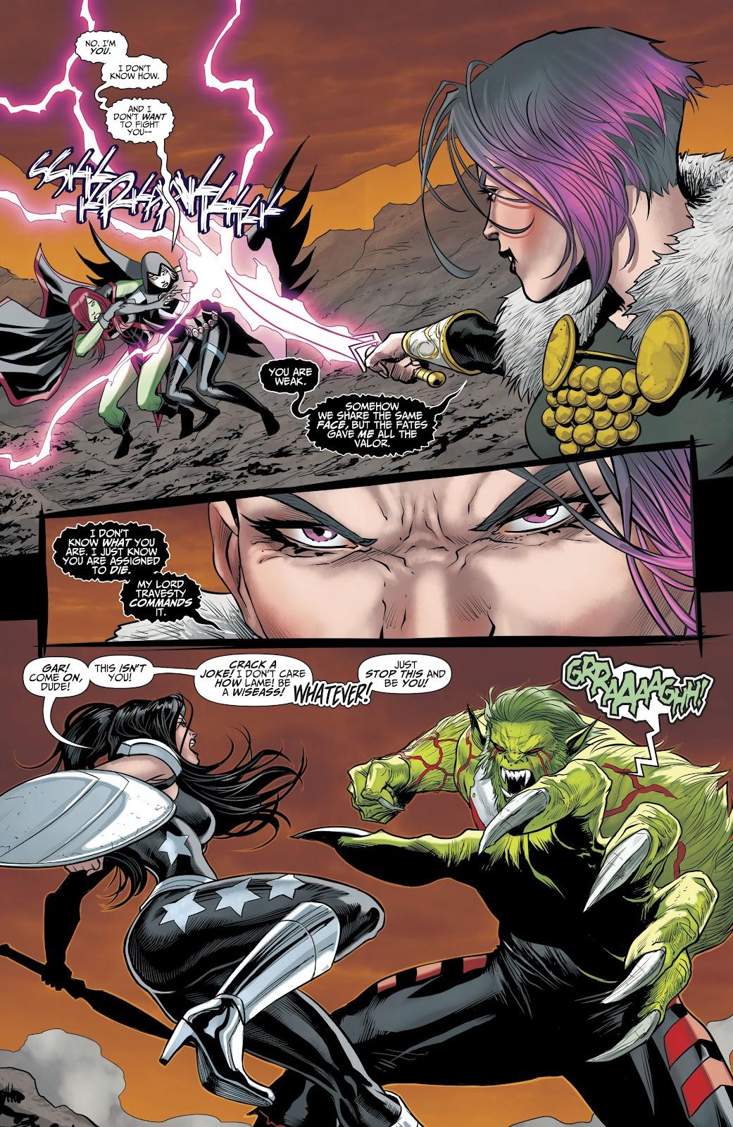 Read online Titans (2016) comic -  Issue #35 - 9