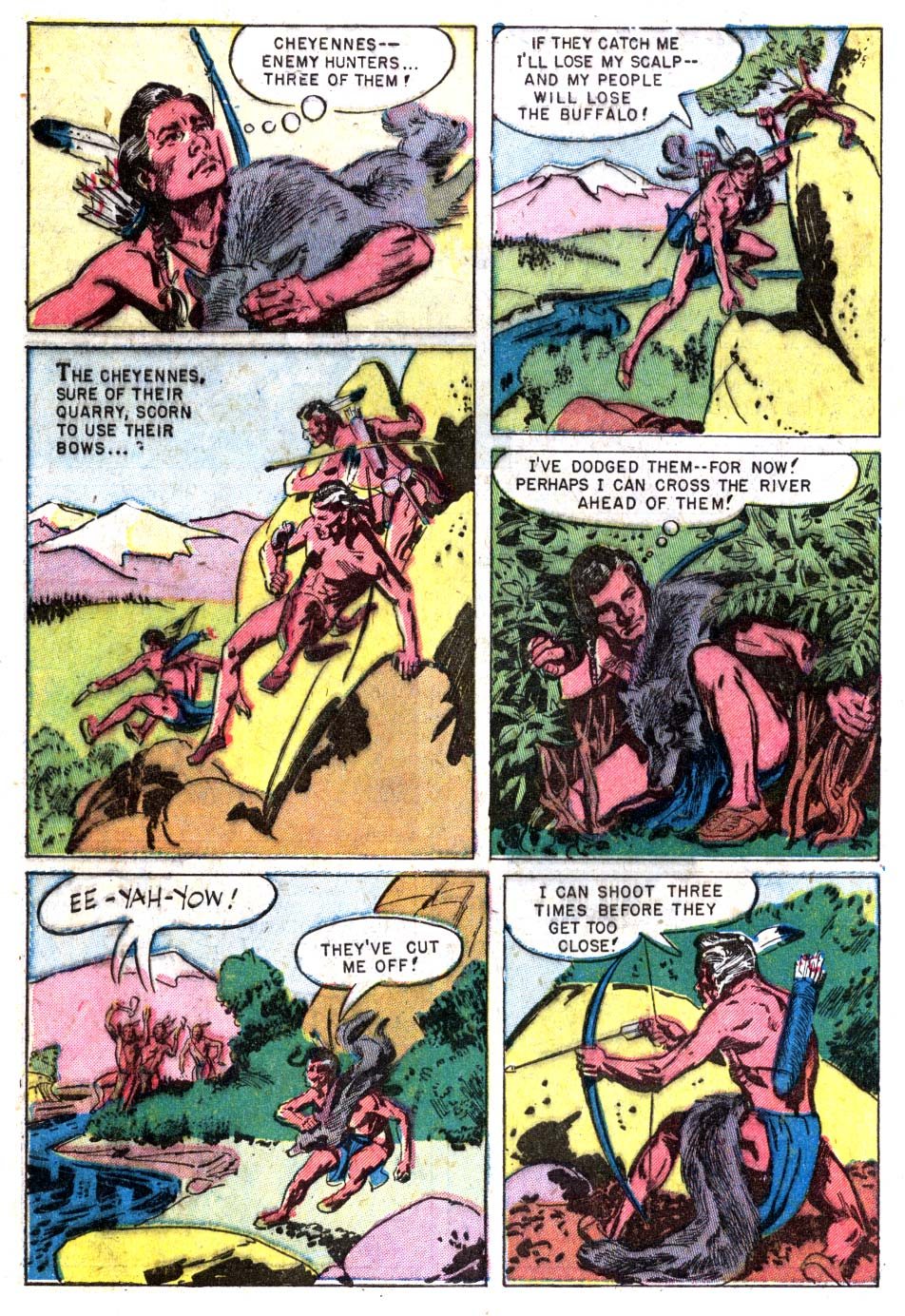 Four Color Comics issue 290 - Page 4