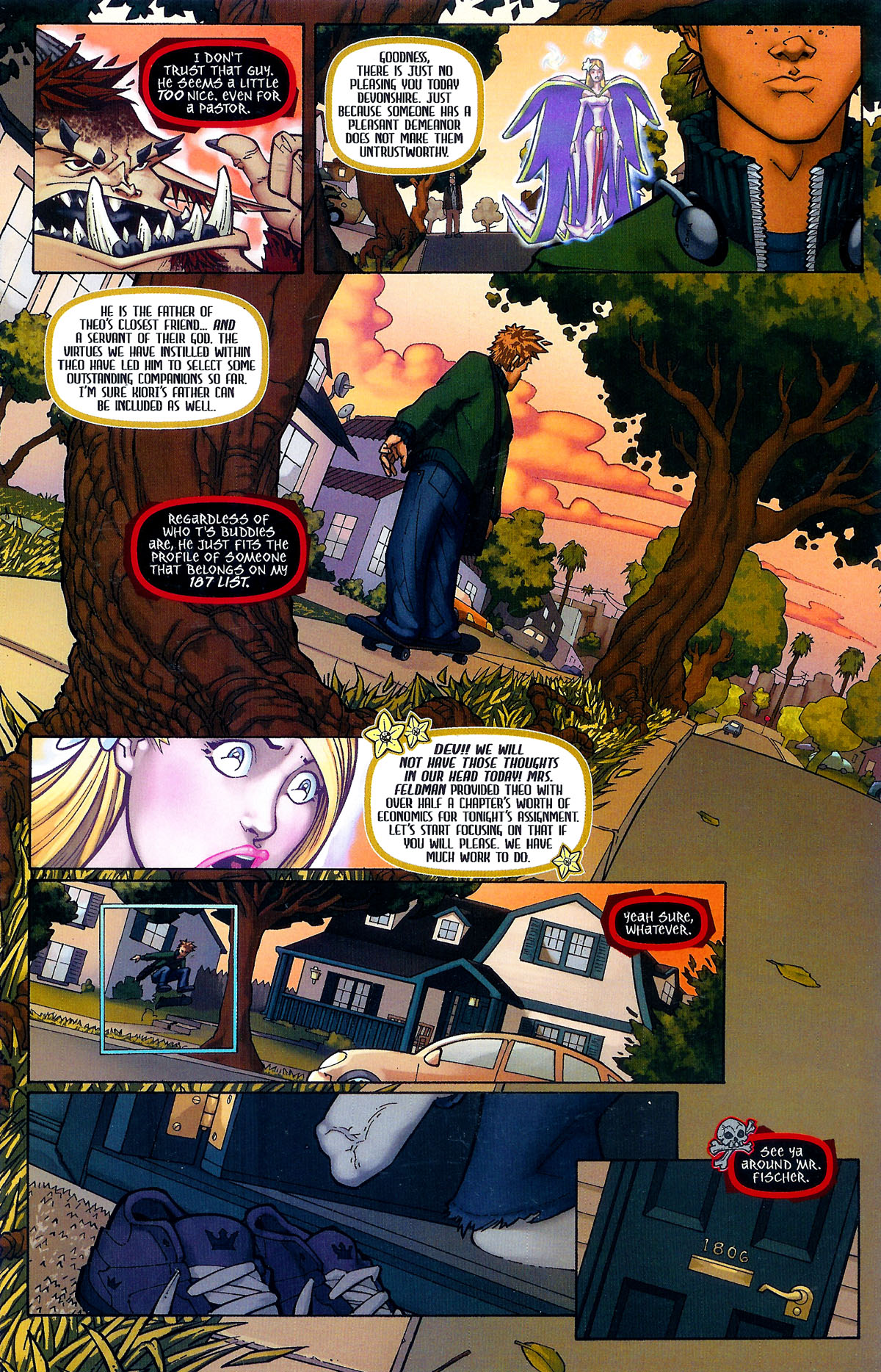 Read online Shrugged (2006) comic -  Issue #0 - 10