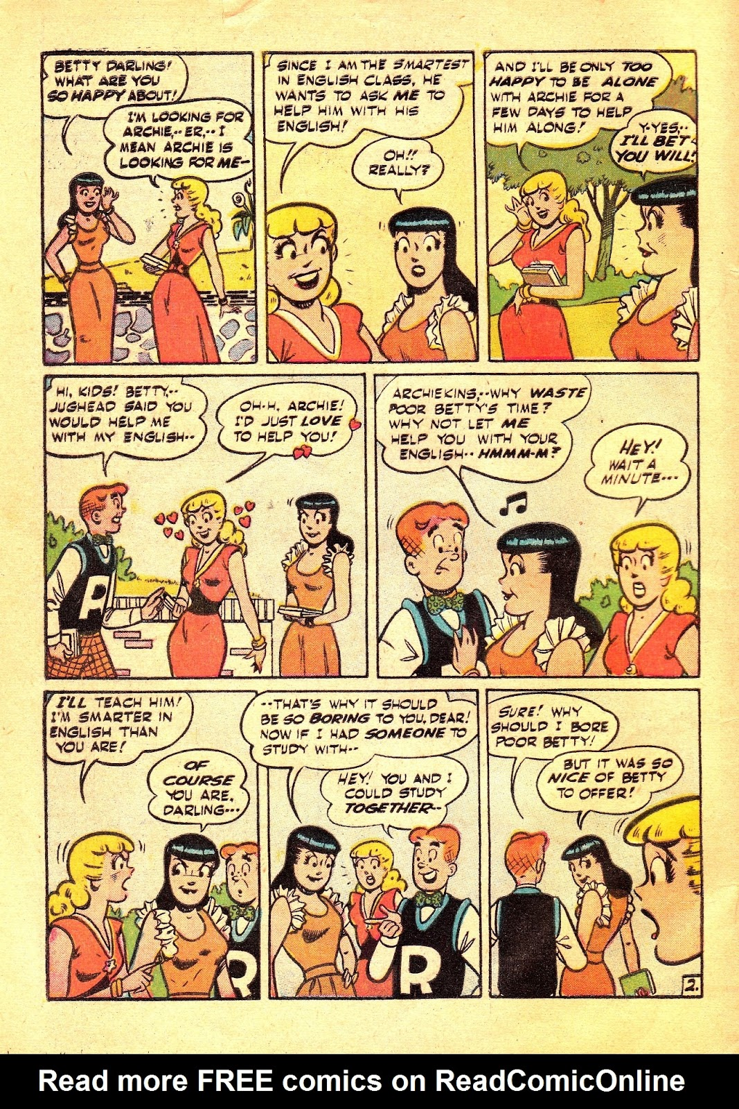 Archie Comics issue 076 - Page 4