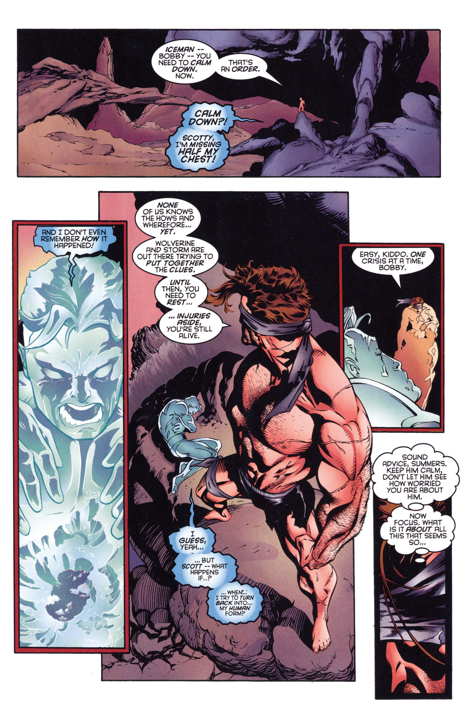 X-Men (1991) 50 Page 11