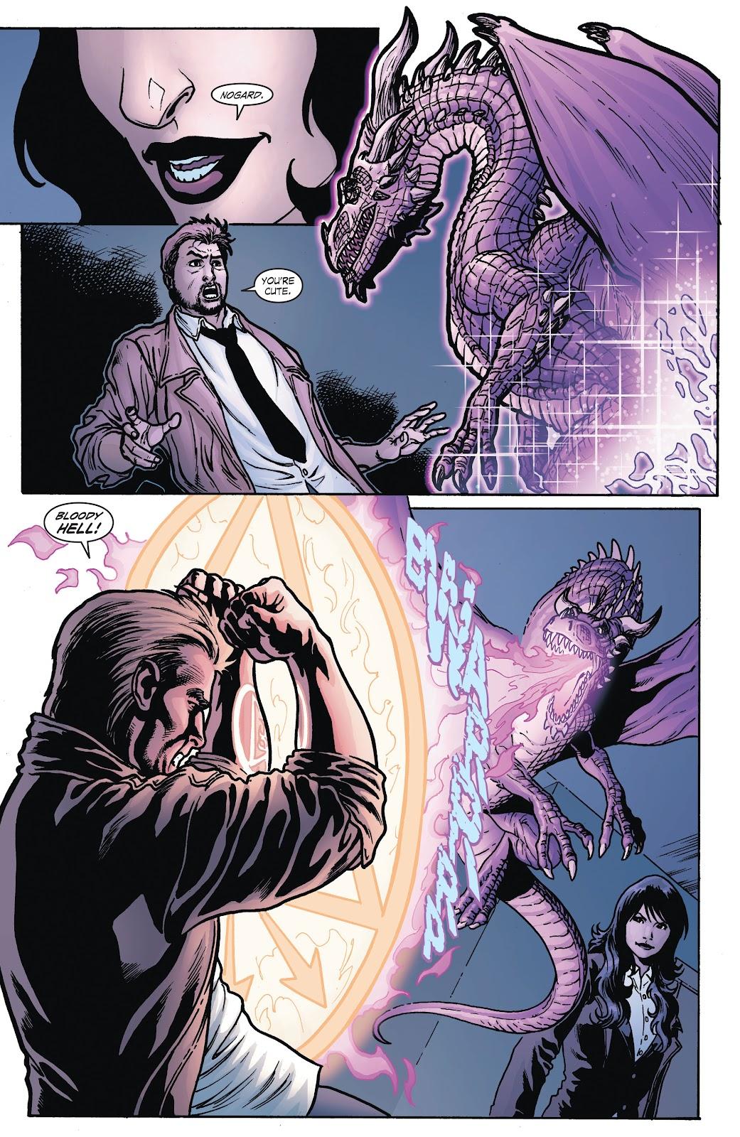 Read online Smallville Season 11 [II] comic -  Issue # TPB 8 - 24
