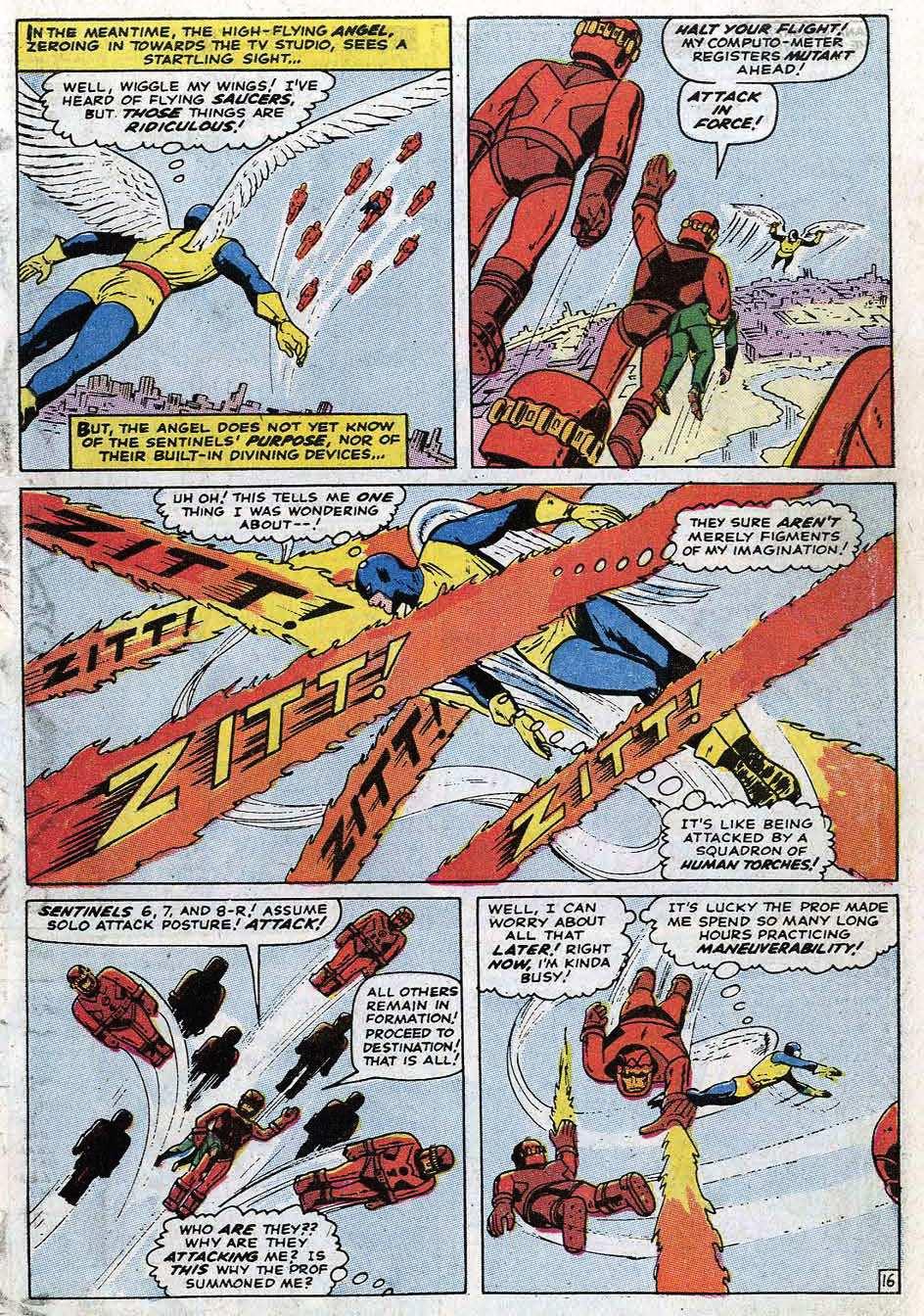 Uncanny X-Men (1963) 68 Page 20