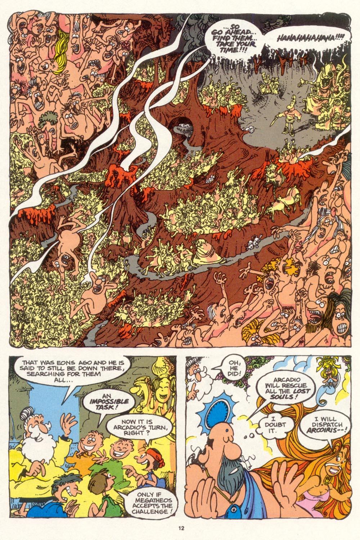 Read online Sergio Aragonés Groo the Wanderer comic -  Issue #99 - 13