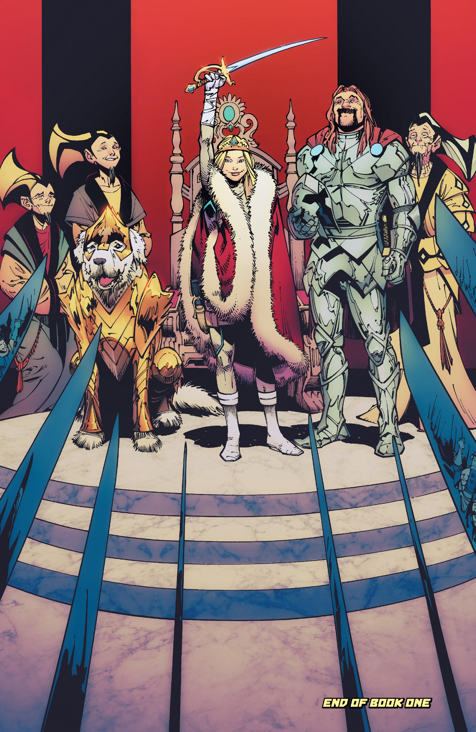 Read online Reborn comic -  Issue #6 - 40